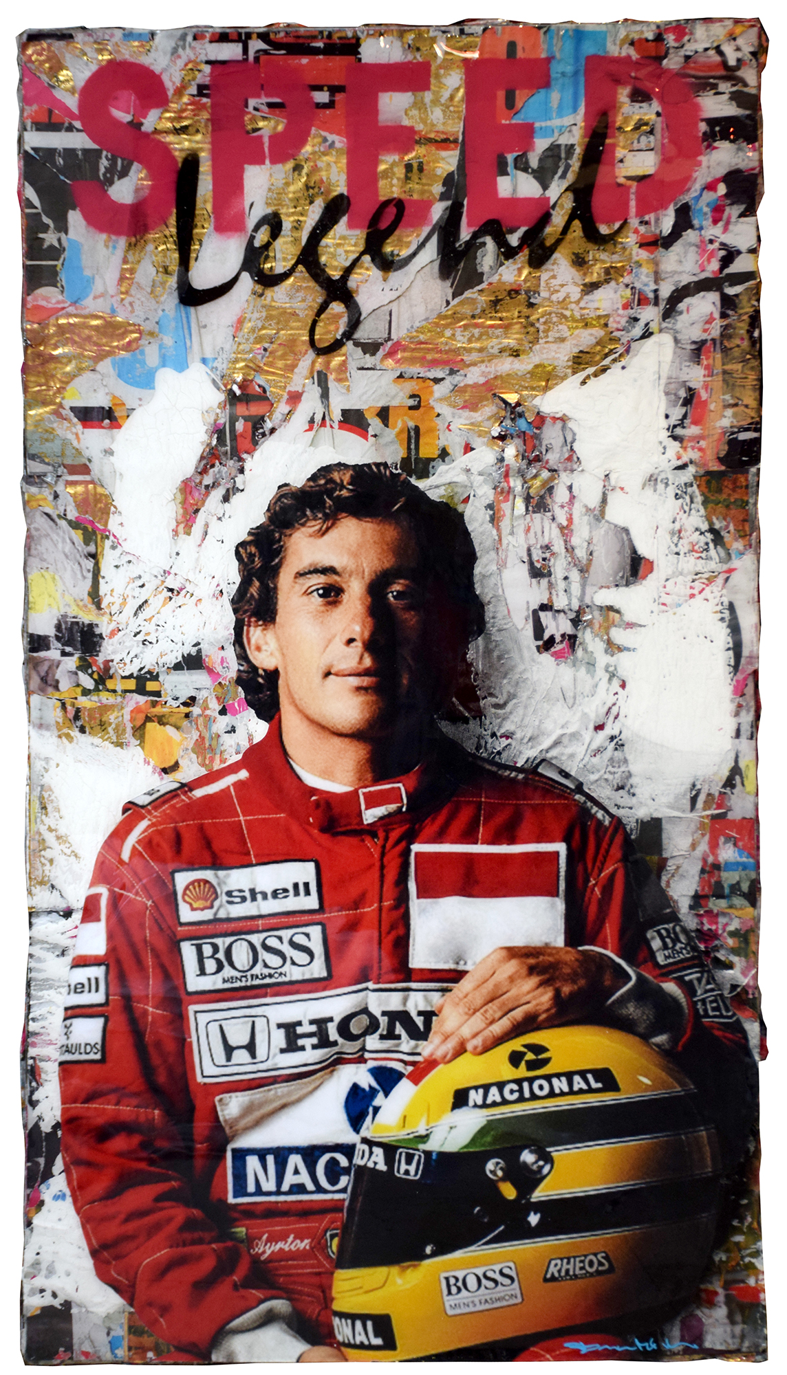 Bram Reijnders - Senna , 8031-012-046