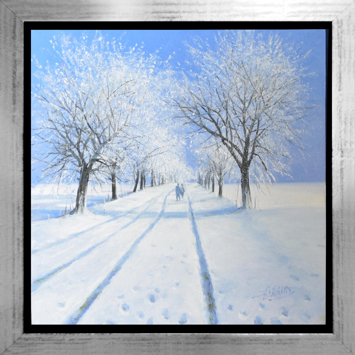 Detlef Rahn - Winter in Brandenburg , 7840-006-980