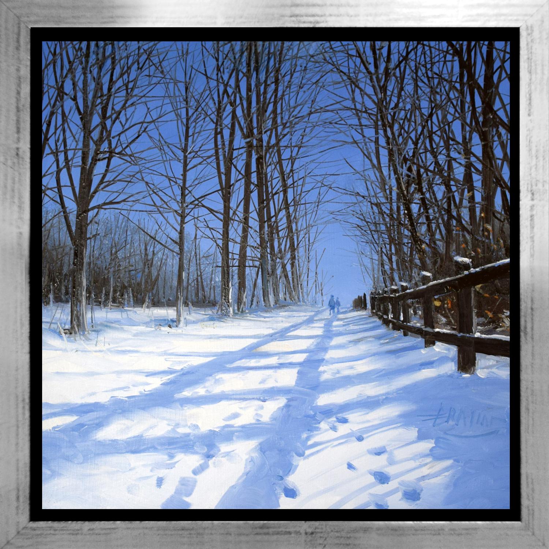 Detlef Rahn - Wintertag , 7840-006-864