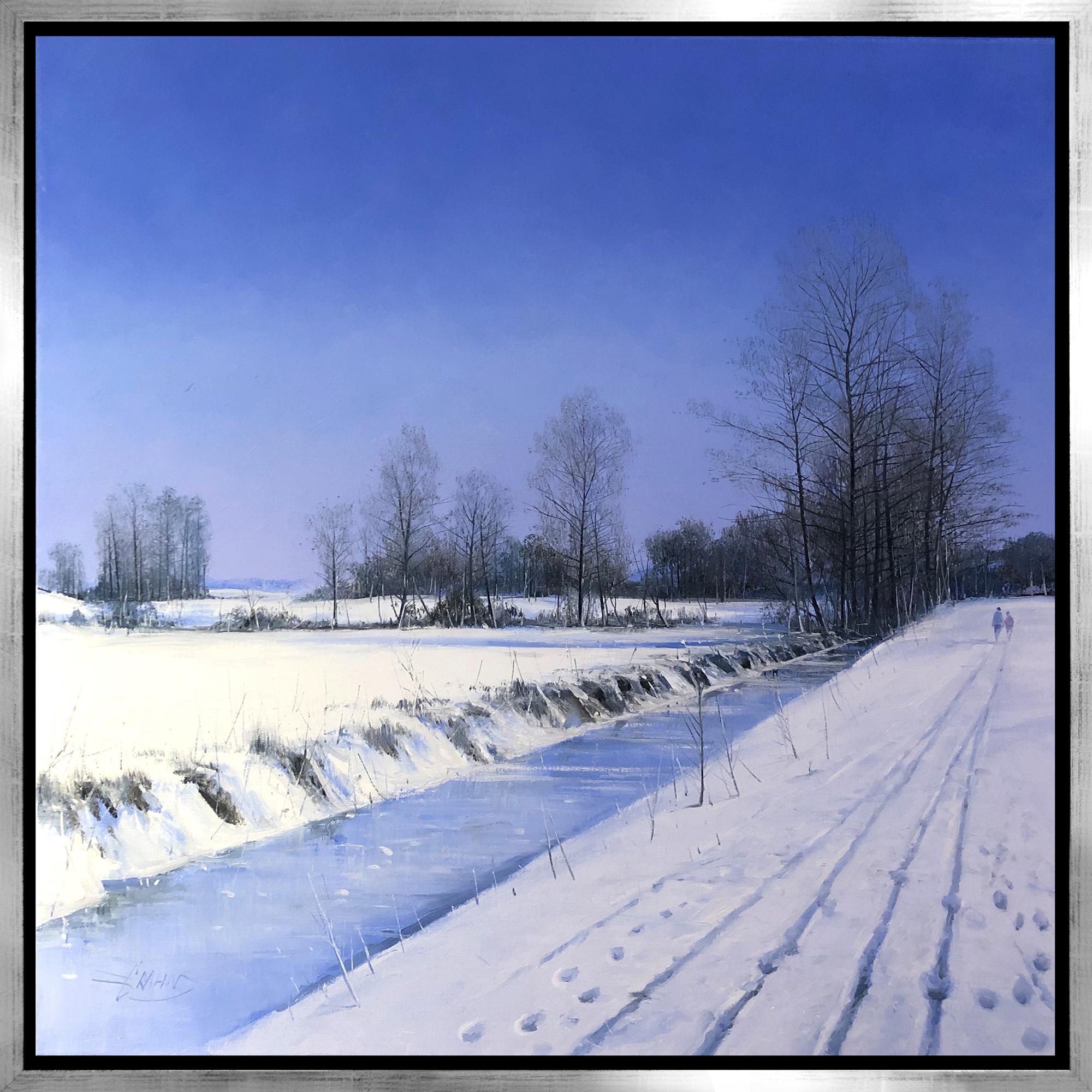 Detlef Rahn - Gefrorener Bach , 7840-006-934