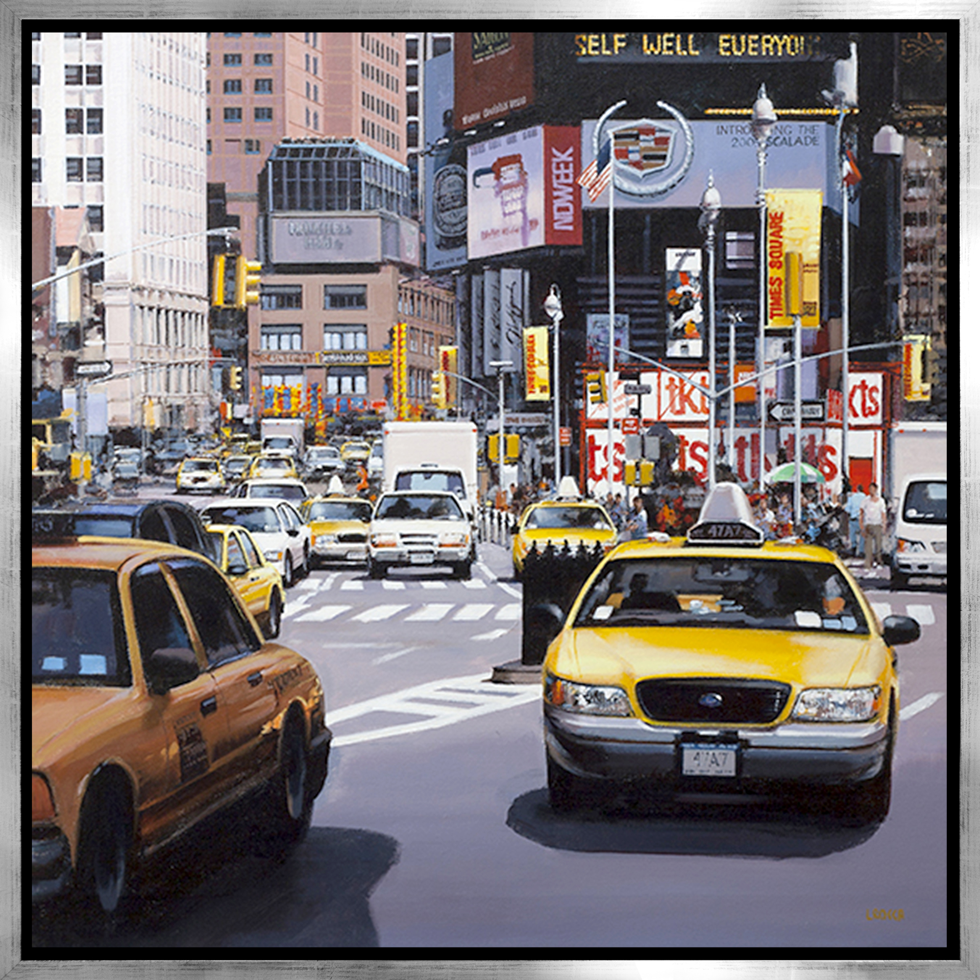 Luigi Rocca - Noweek Times Square , 6855-006-272