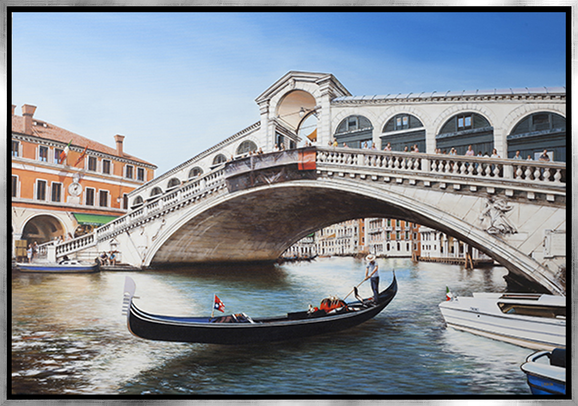 Luigi Rocca - Nice Gondola Ride , 6855-006-338