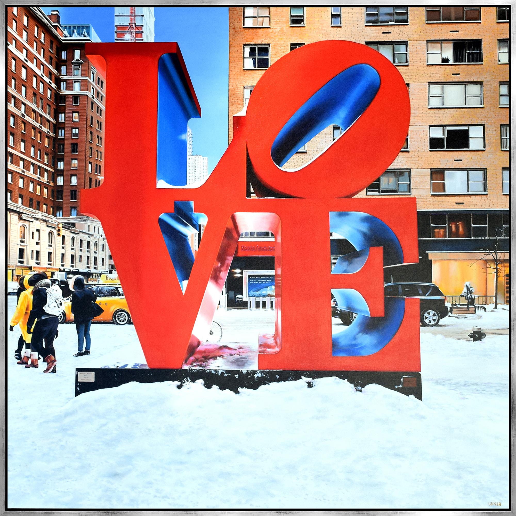 Luigi Rocca - Snow Love , 6855-006-313