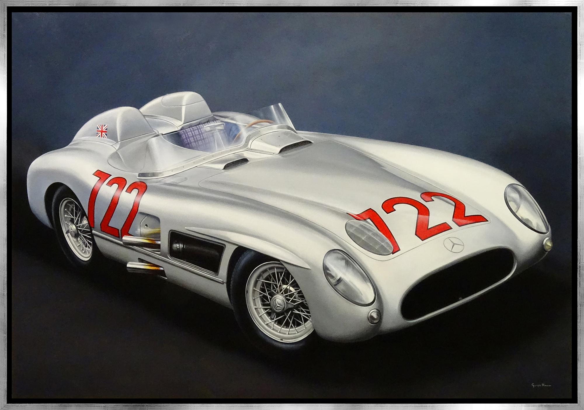 Giorgio Rocca - Mercedes 722 , 7092-006-063