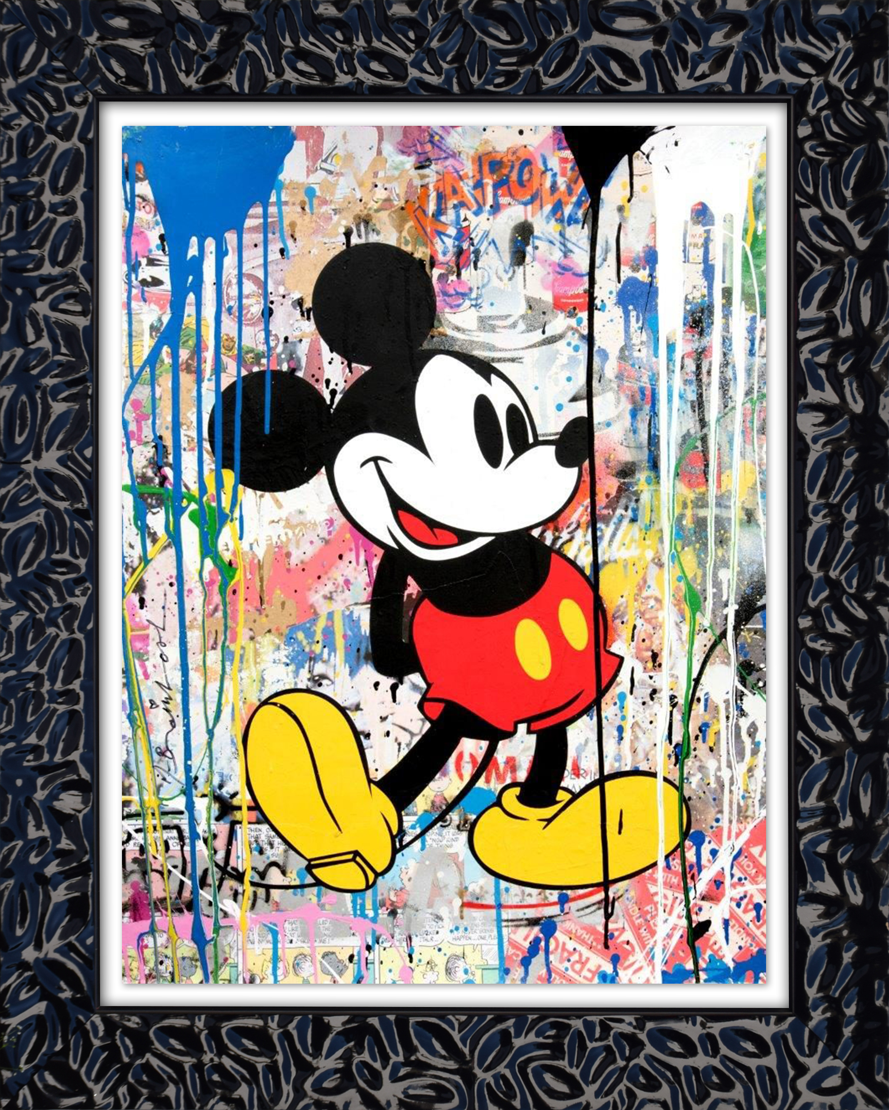 Mr. Brainwash - Mickey , 9003-012-022