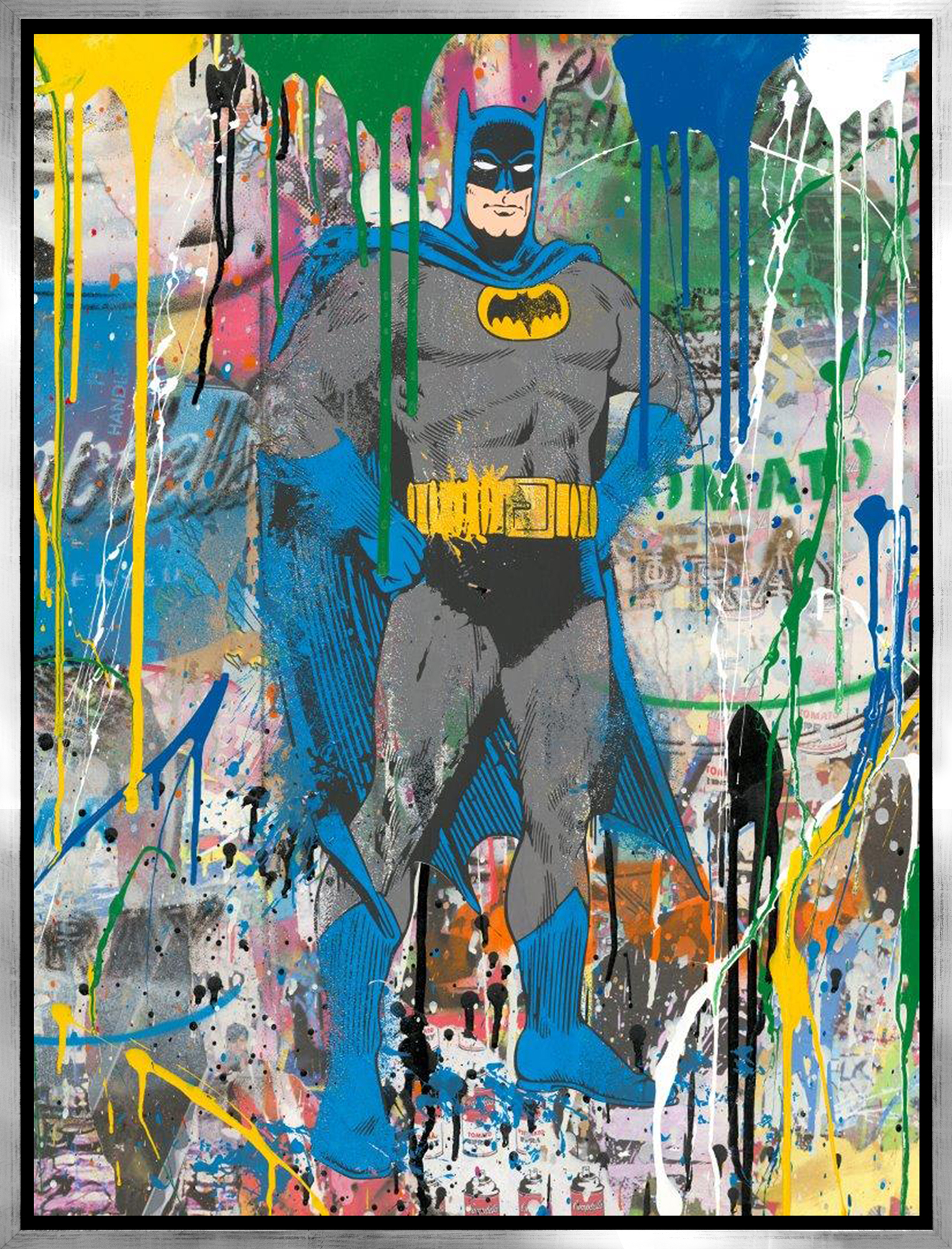Mr. Brainwash - Batman , 9003-012-088