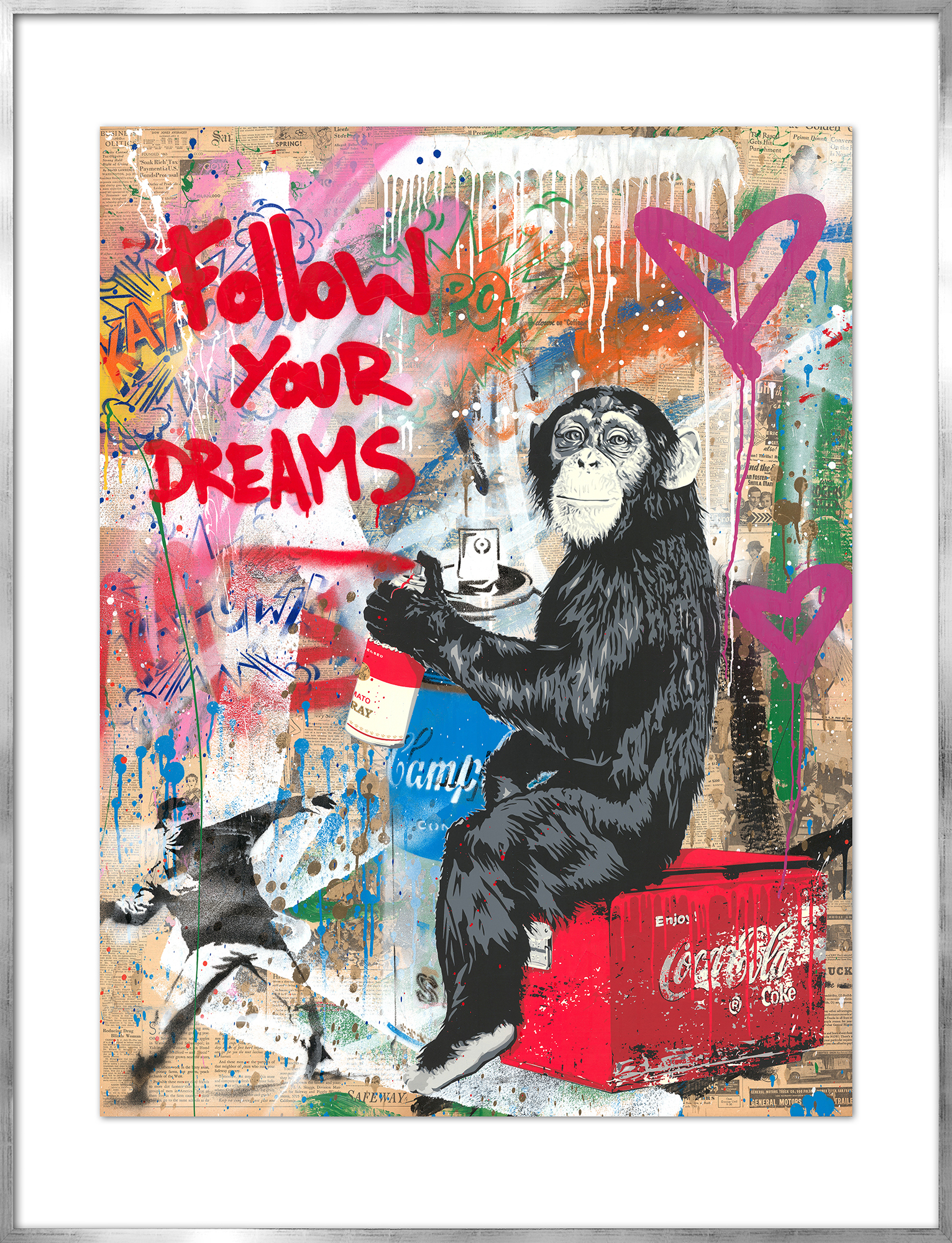 Mr. Brainwash - Everyday Life , 9003-012-101