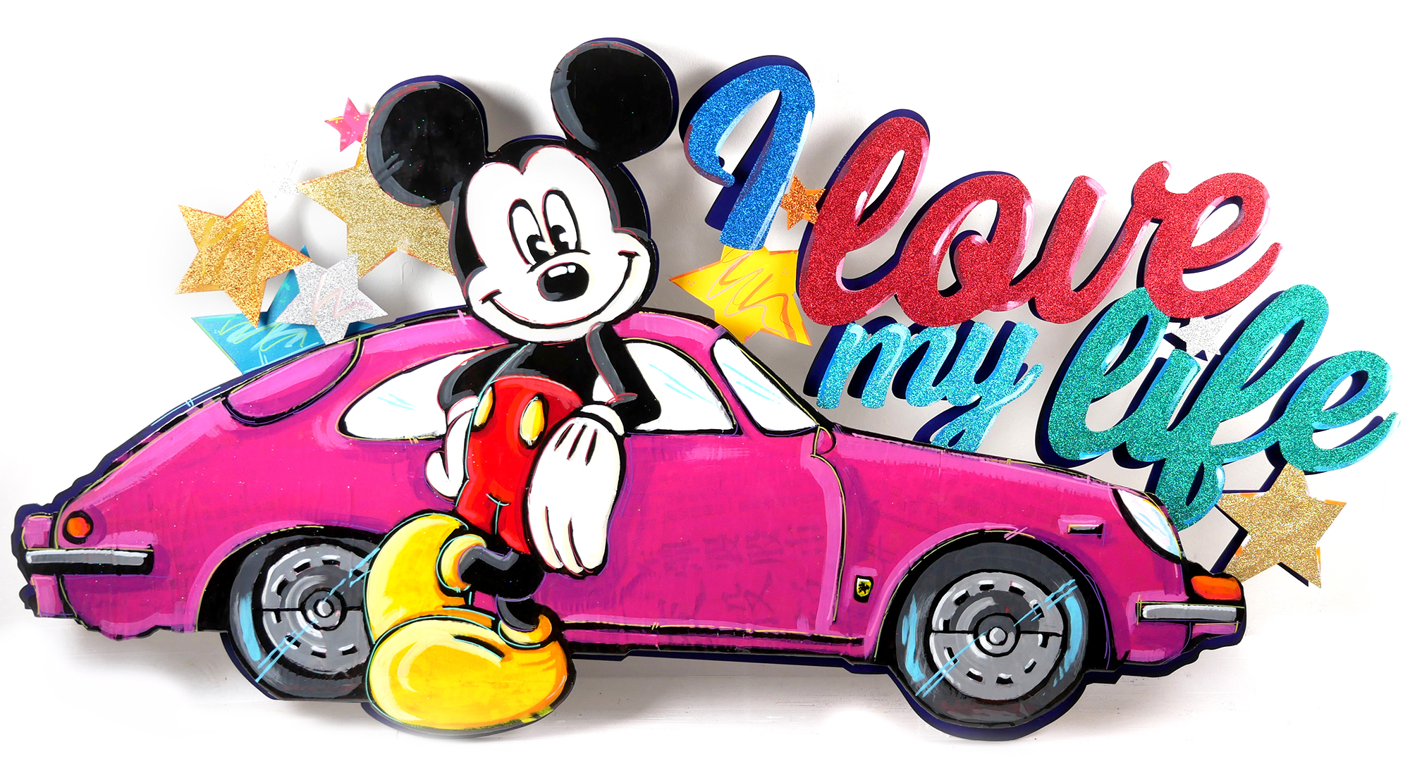Tom Boston - I love my Life (Mickey) , 8022-006-262