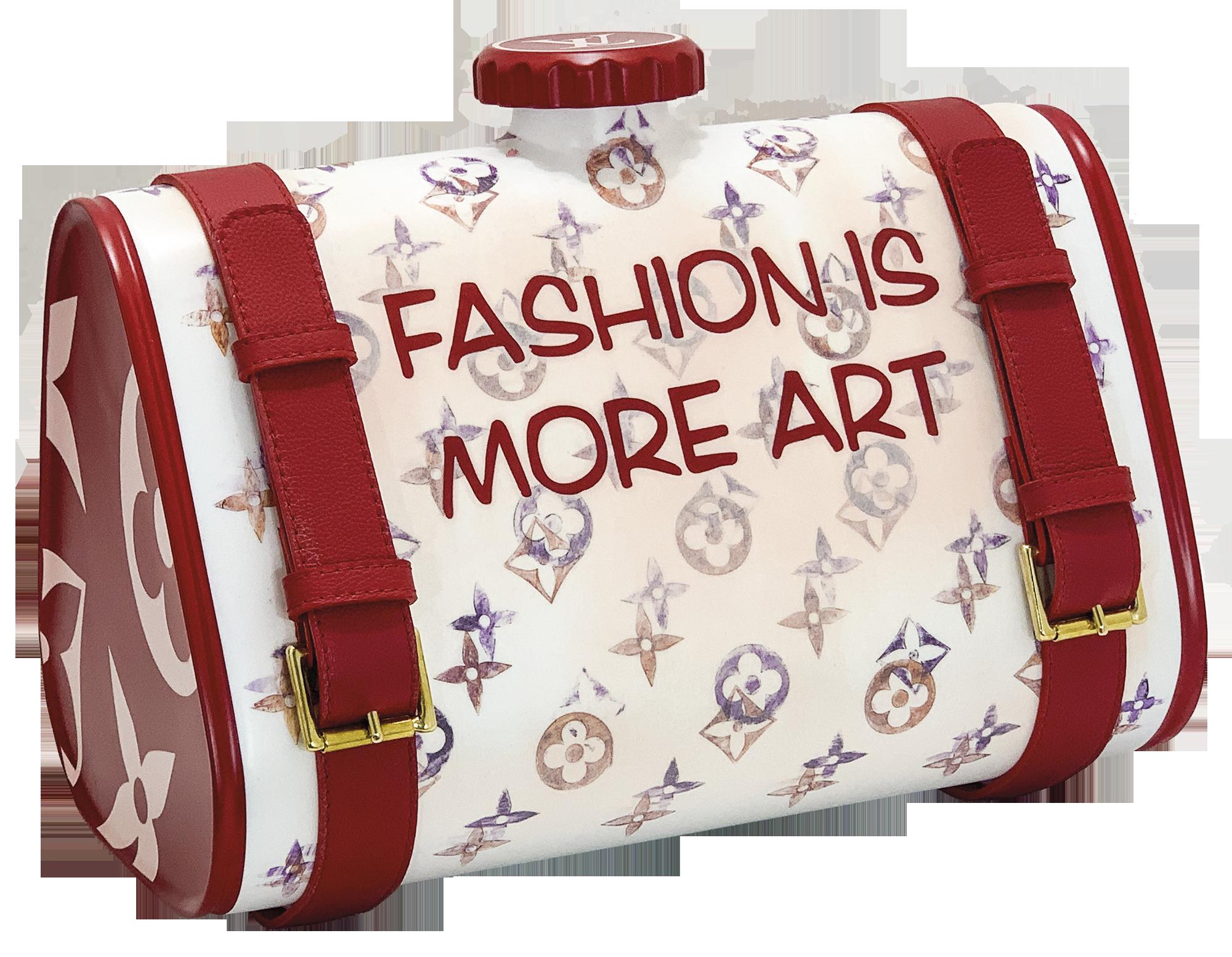 Erik Salin - Jerrycan Bagger Vuitton , 9885-011-017