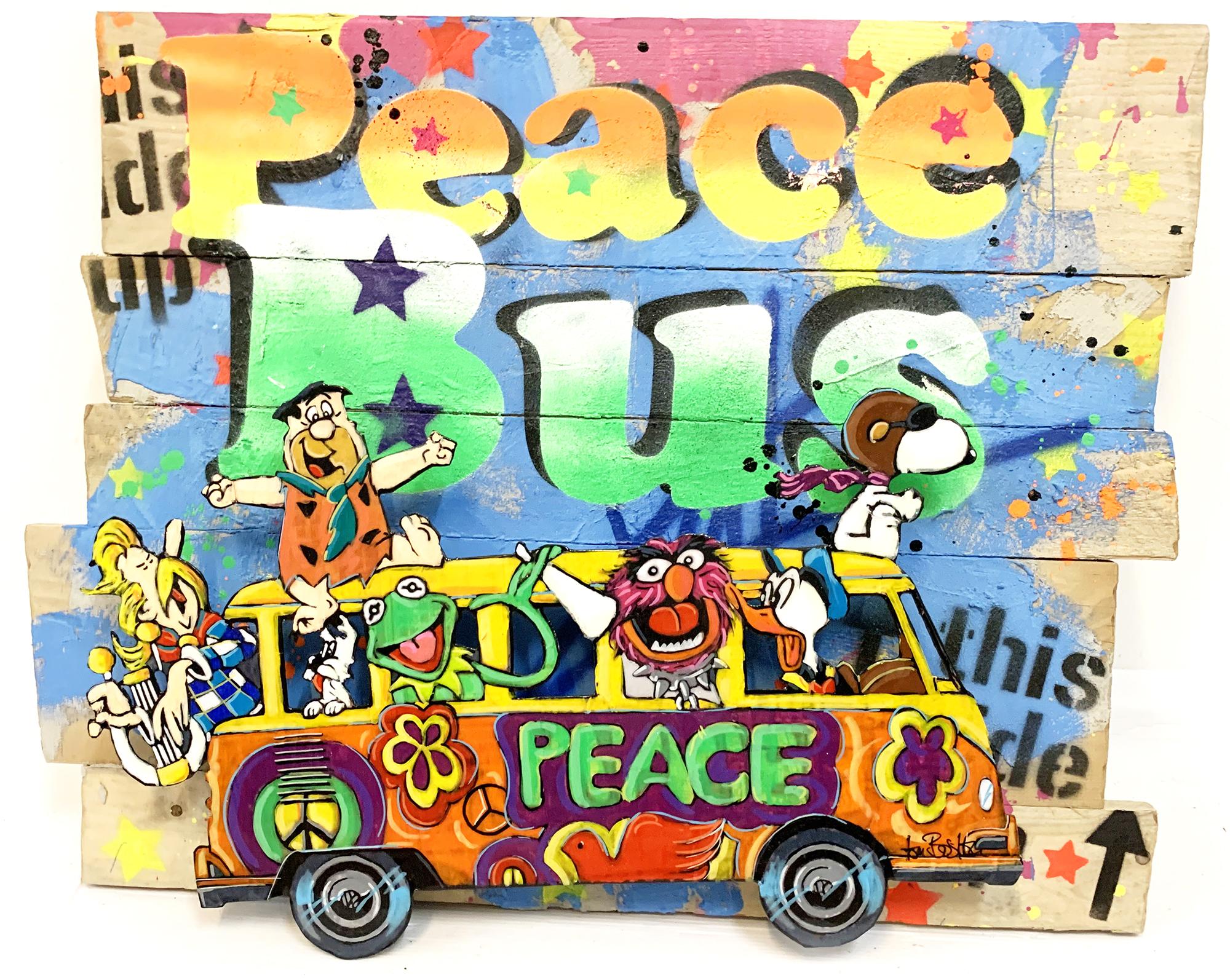 Tom Boston - Peace Bus , 8022-006-282