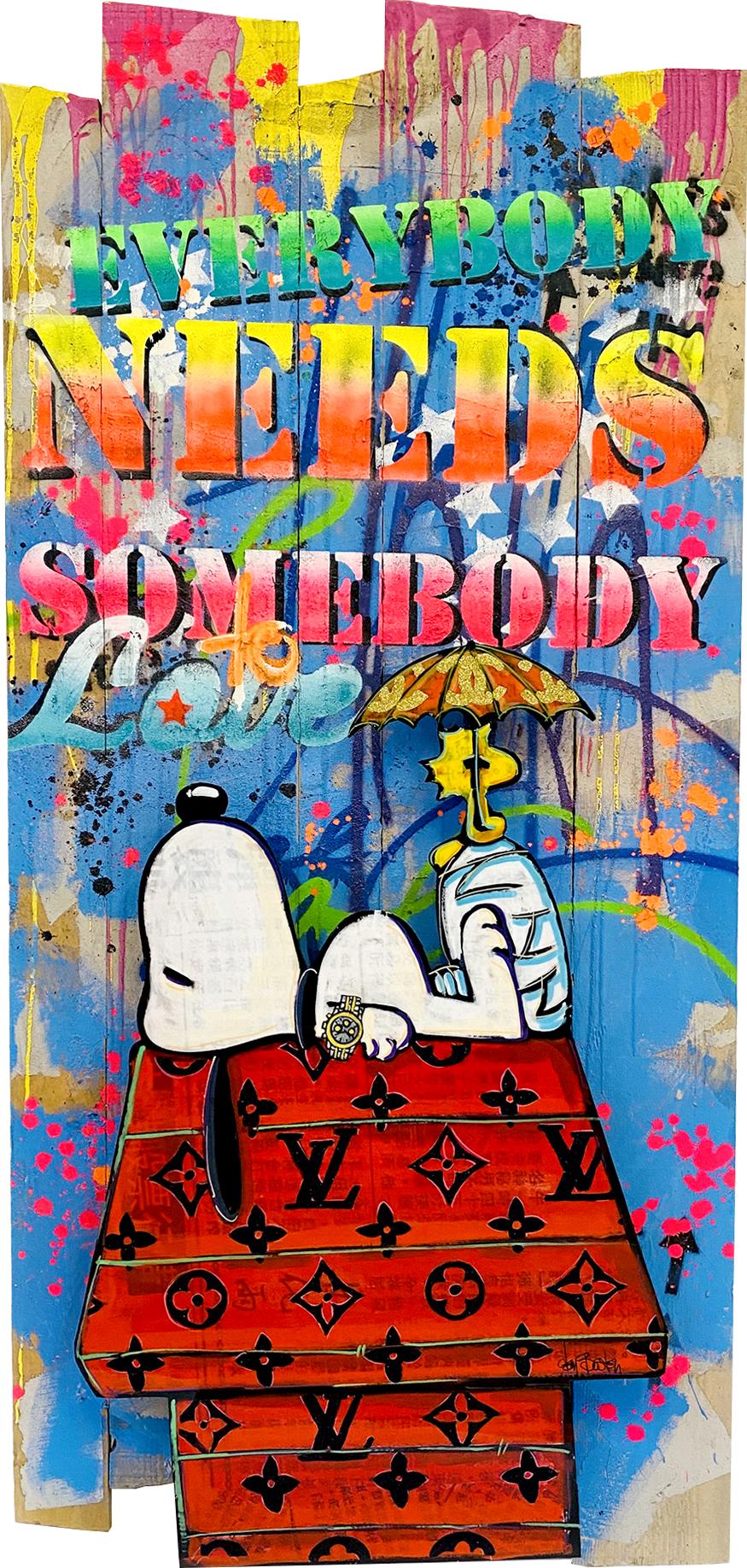 Tom Boston - Everybody needs somebody , 8022-006-307