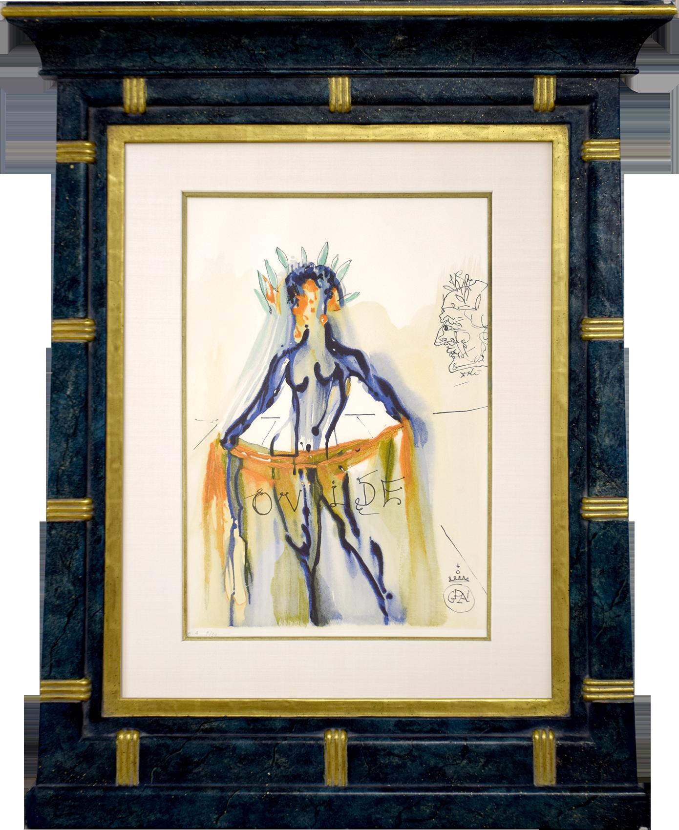 Salvador Dalí - Vénus , 0611-008-496