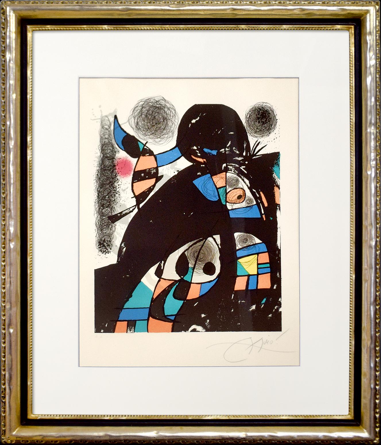 Joan Miró - San Lazzaro et ses amis , 0612-008-100
