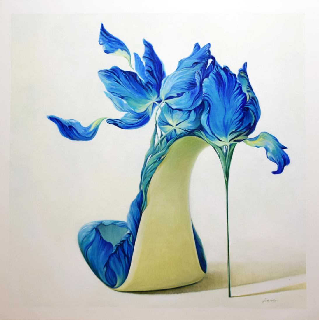 Gabrielle (Panasenko) - Blue Tulip , 6598-006-005