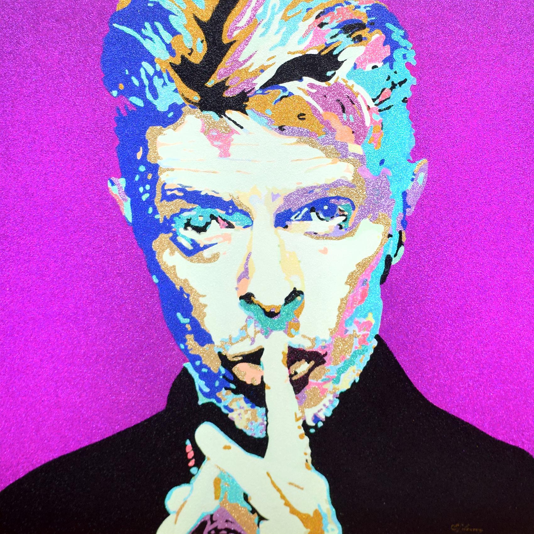 Elena Lobanowa - David Bowie Magenta , 7074-006-853