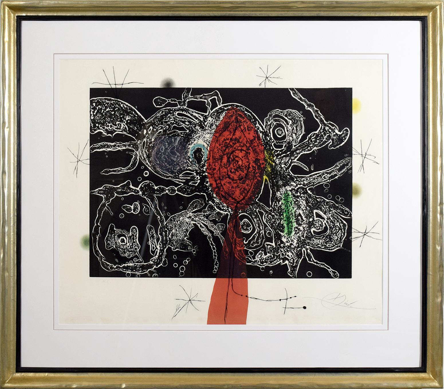 Joan Miró - Espriu-Miro , 0612-008-310