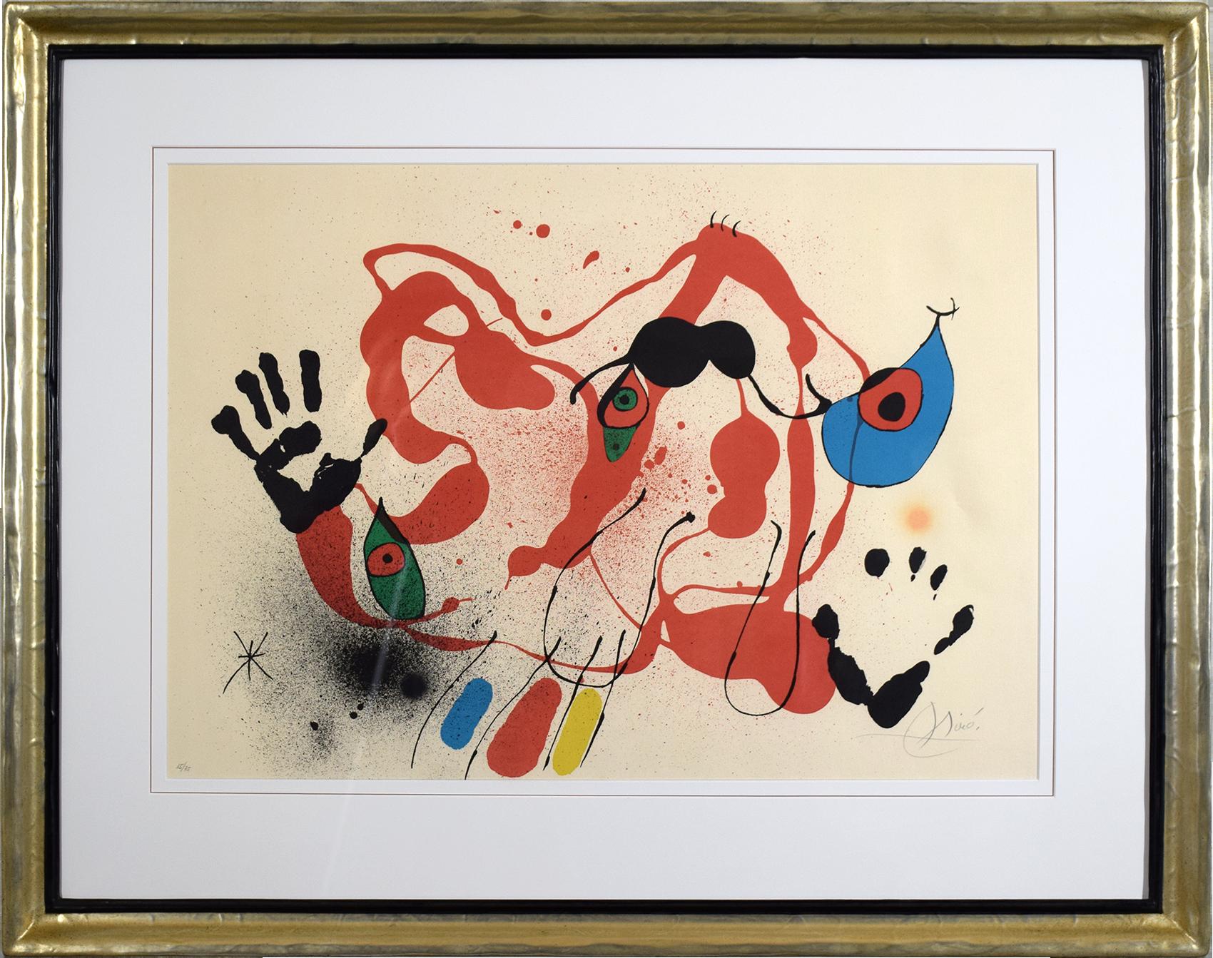 Joan Miró - El marxant de galls , 0612-008-312