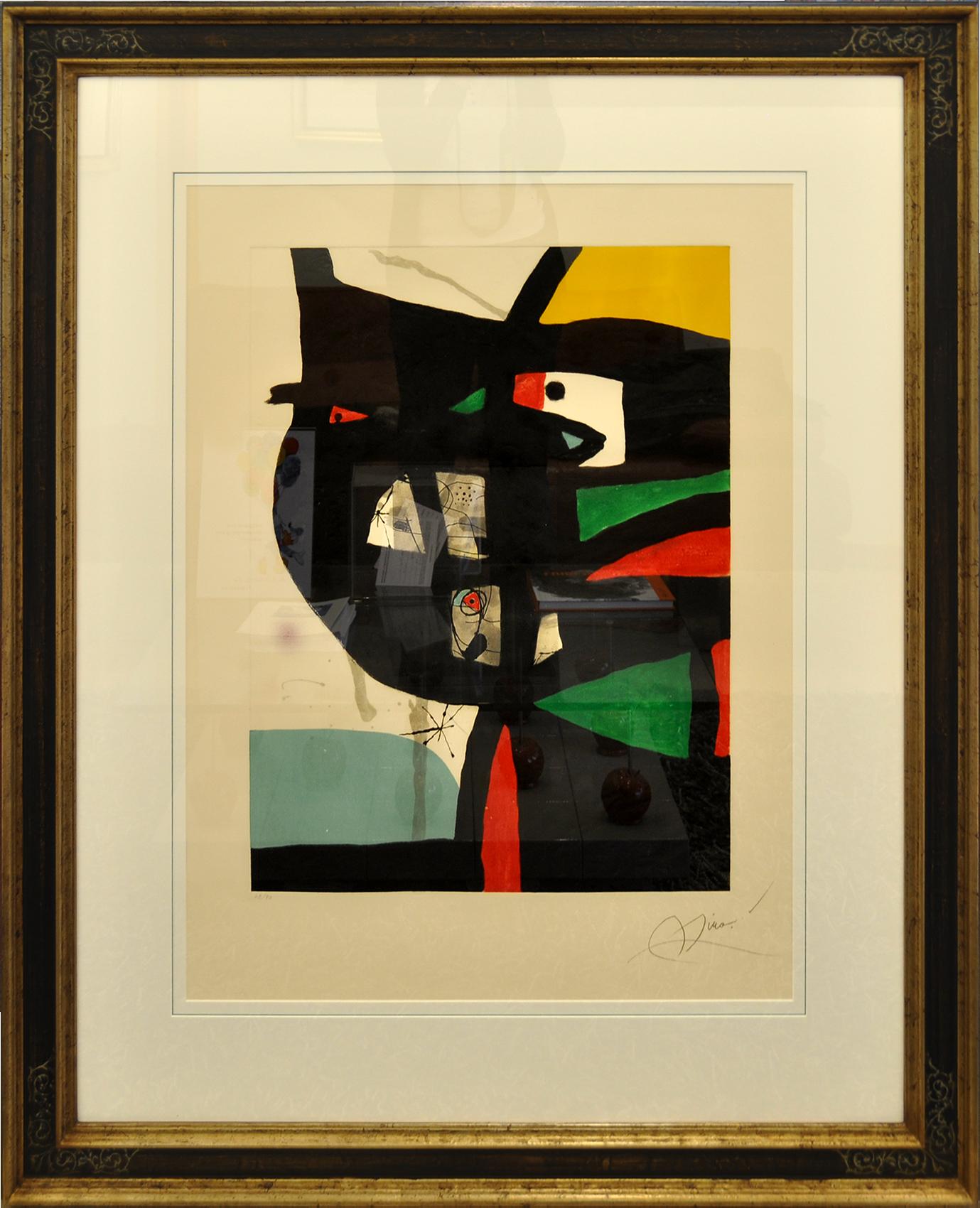 Joan Miró - Fundació Palma I , 0612-008-177