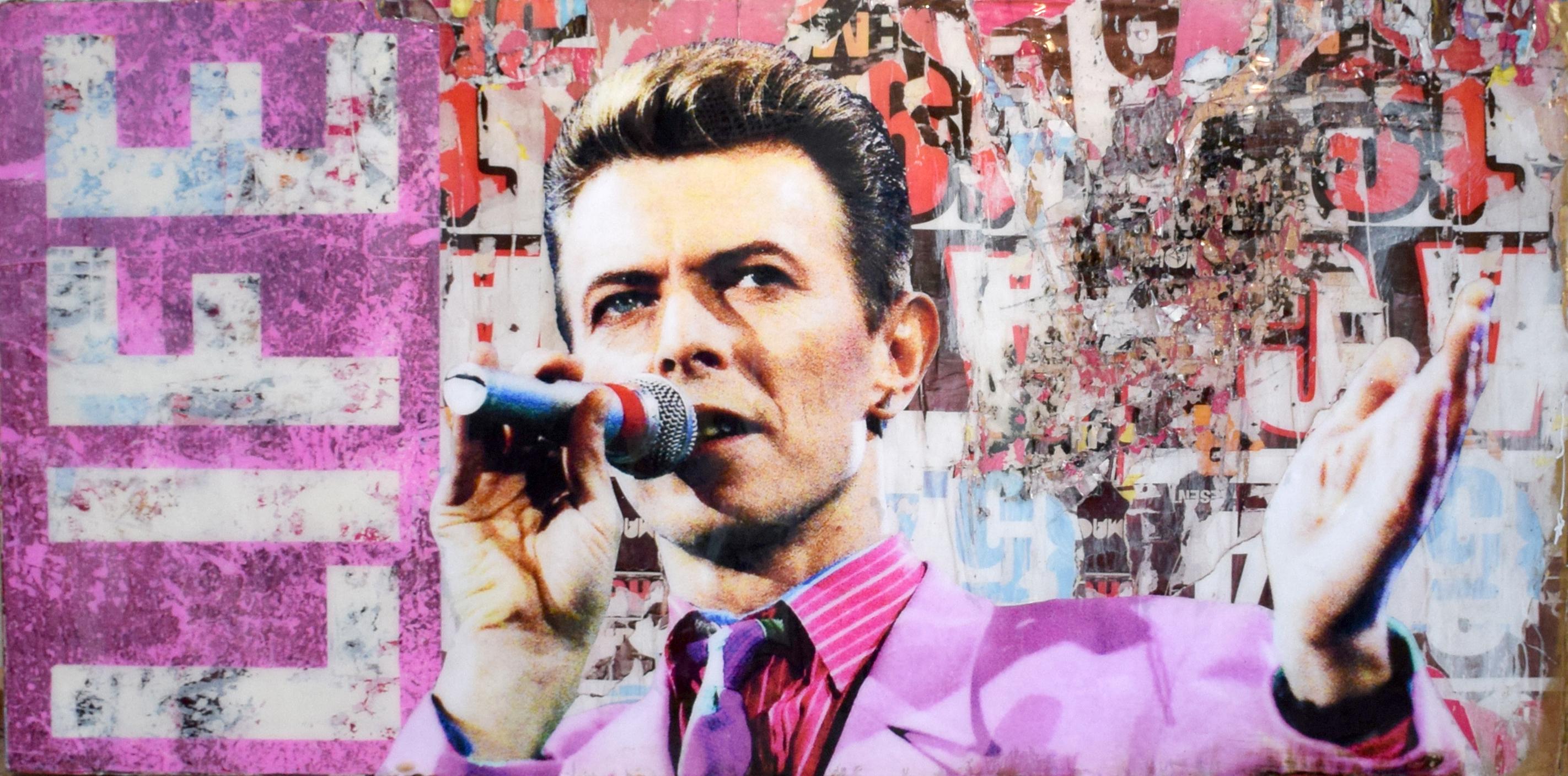 Bram Reijnders - Pink Bowie , 8029-012-765