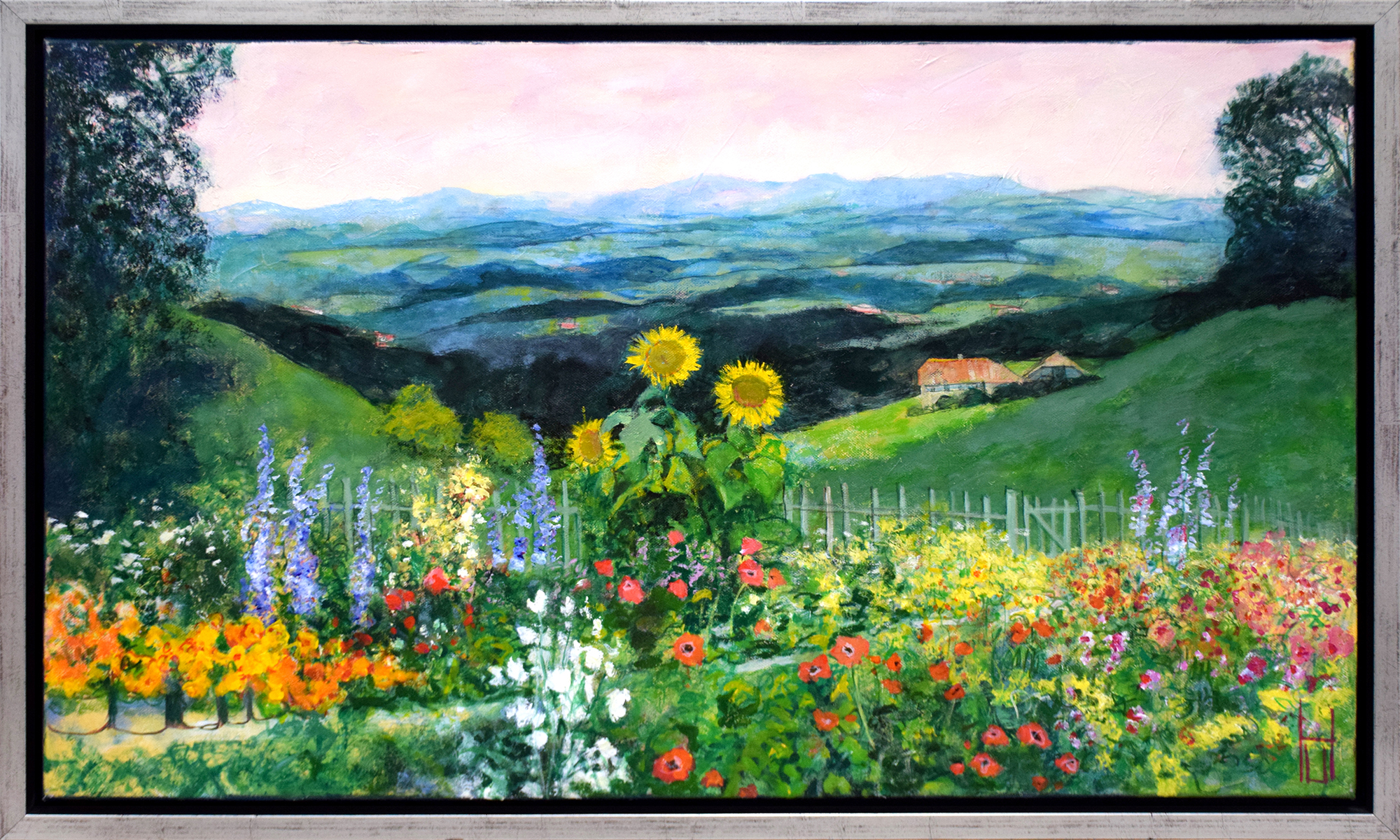 Uwe Herbst - Etude pour Jardin paysan , 0851-006-695