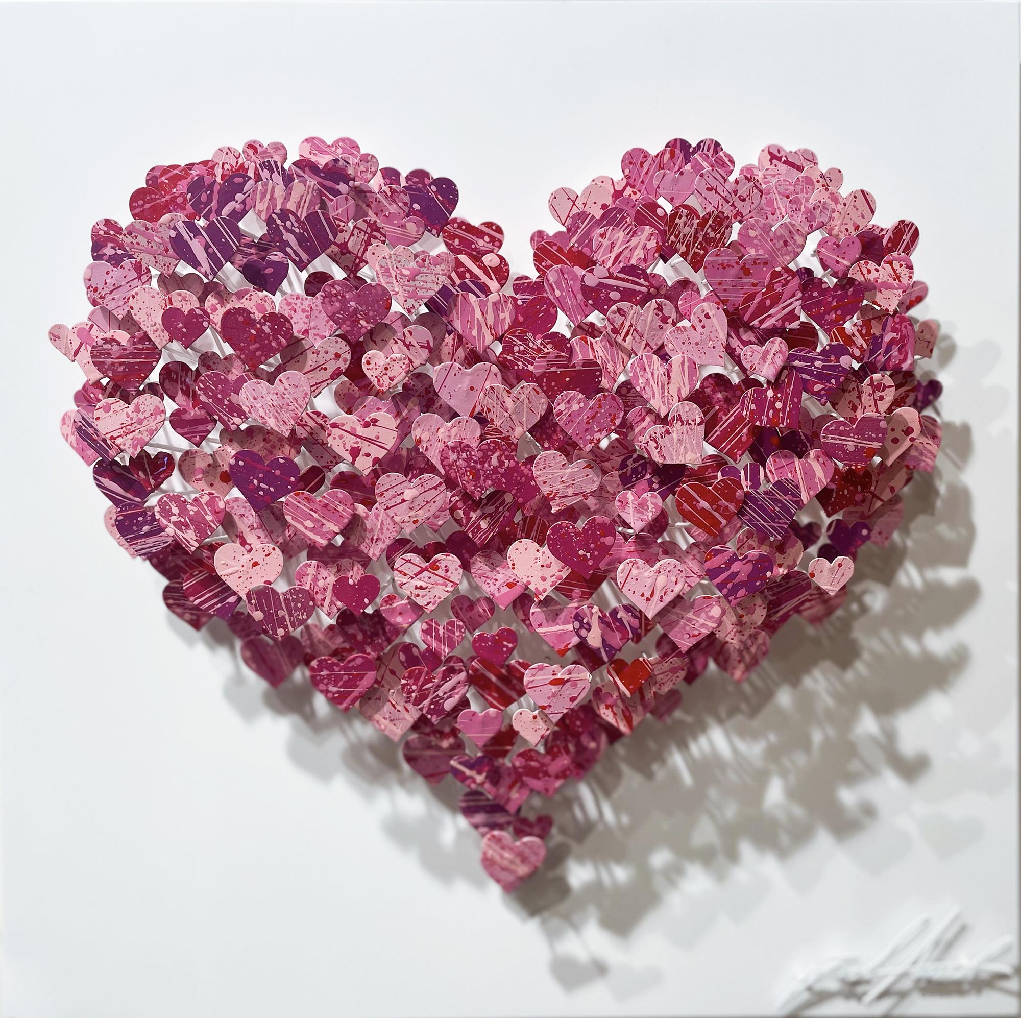 Joel Amit - Heart (Pink) , 6665-012-079
