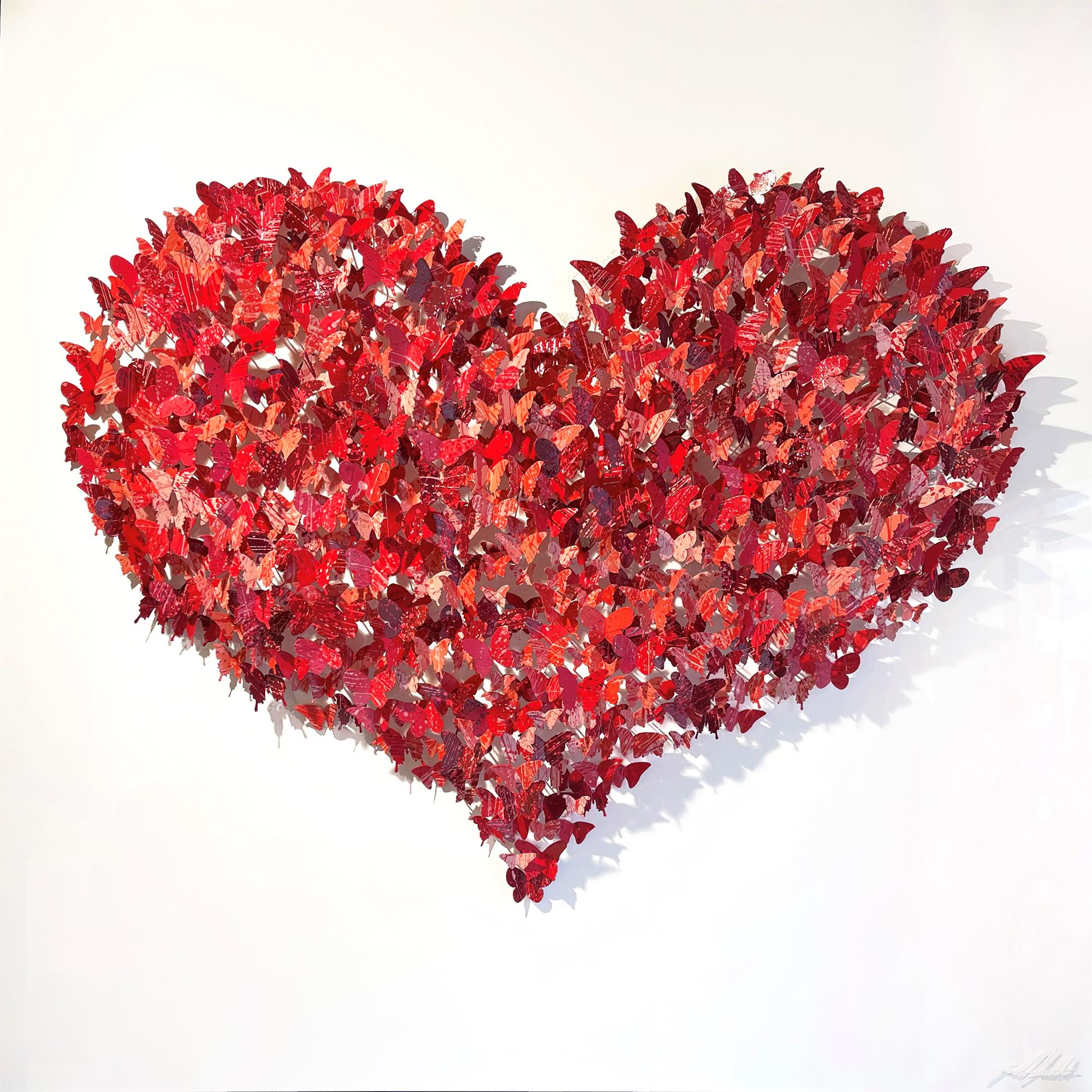Joel Amit - Flying Love (Pink & White) , 6665-012-082