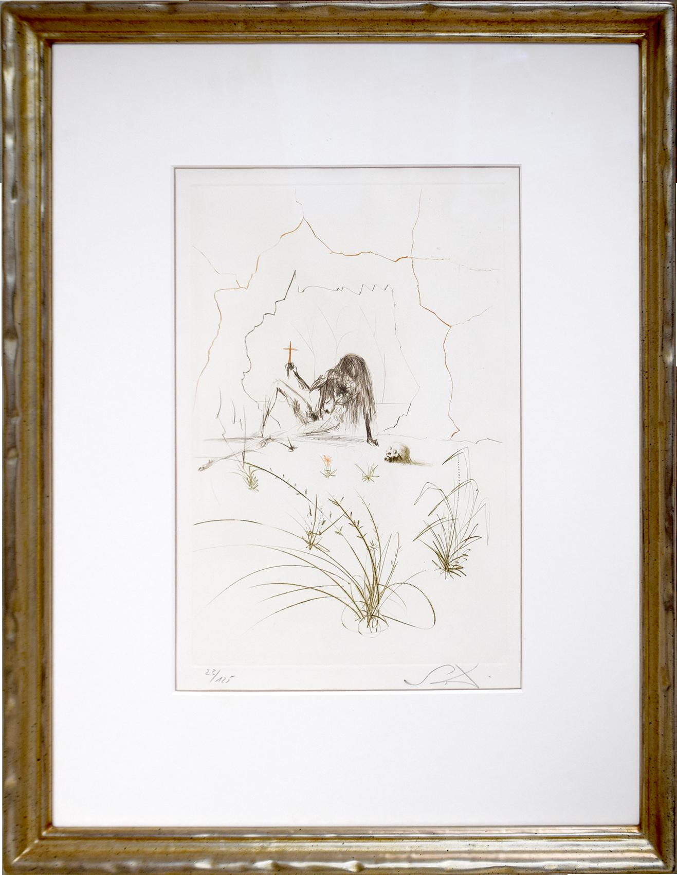 Salvador Dalí - Ugrim, der Eremit aus Tristan & Isolde