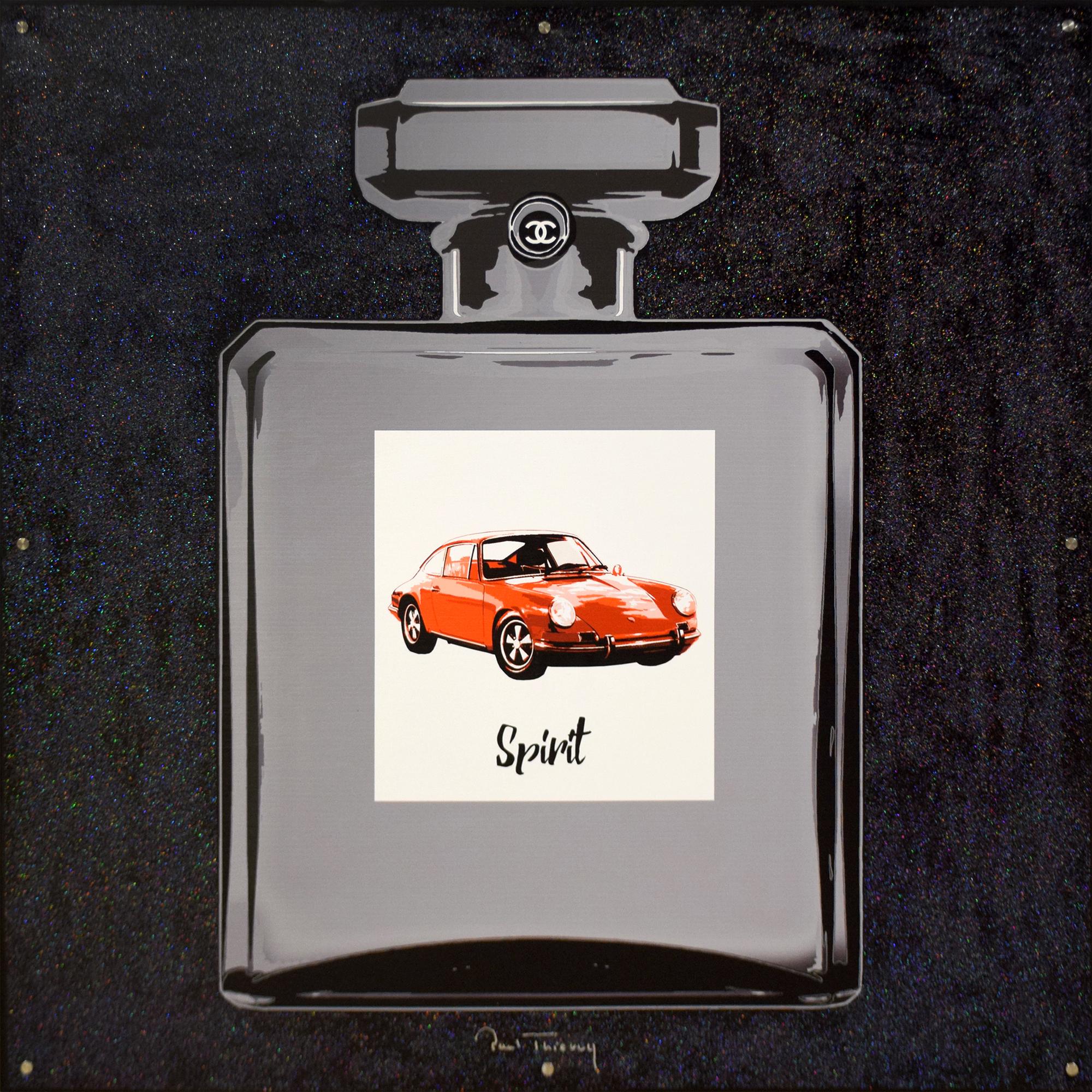 Paul Thierry - Porsche Spirit (Schwarz) , 6596-012-235