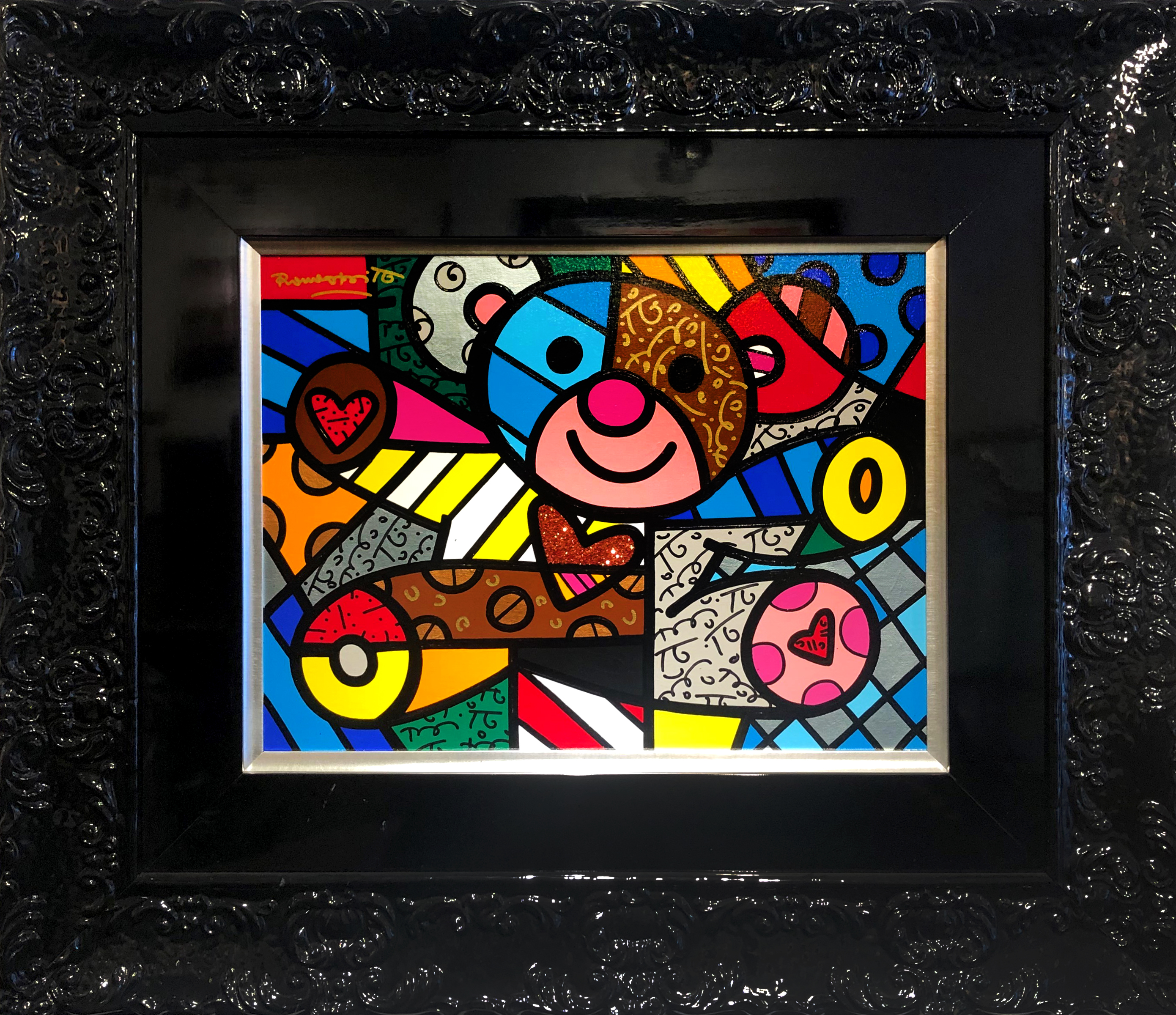 Romero Britto - Teddy Bear , 5603-012-284
