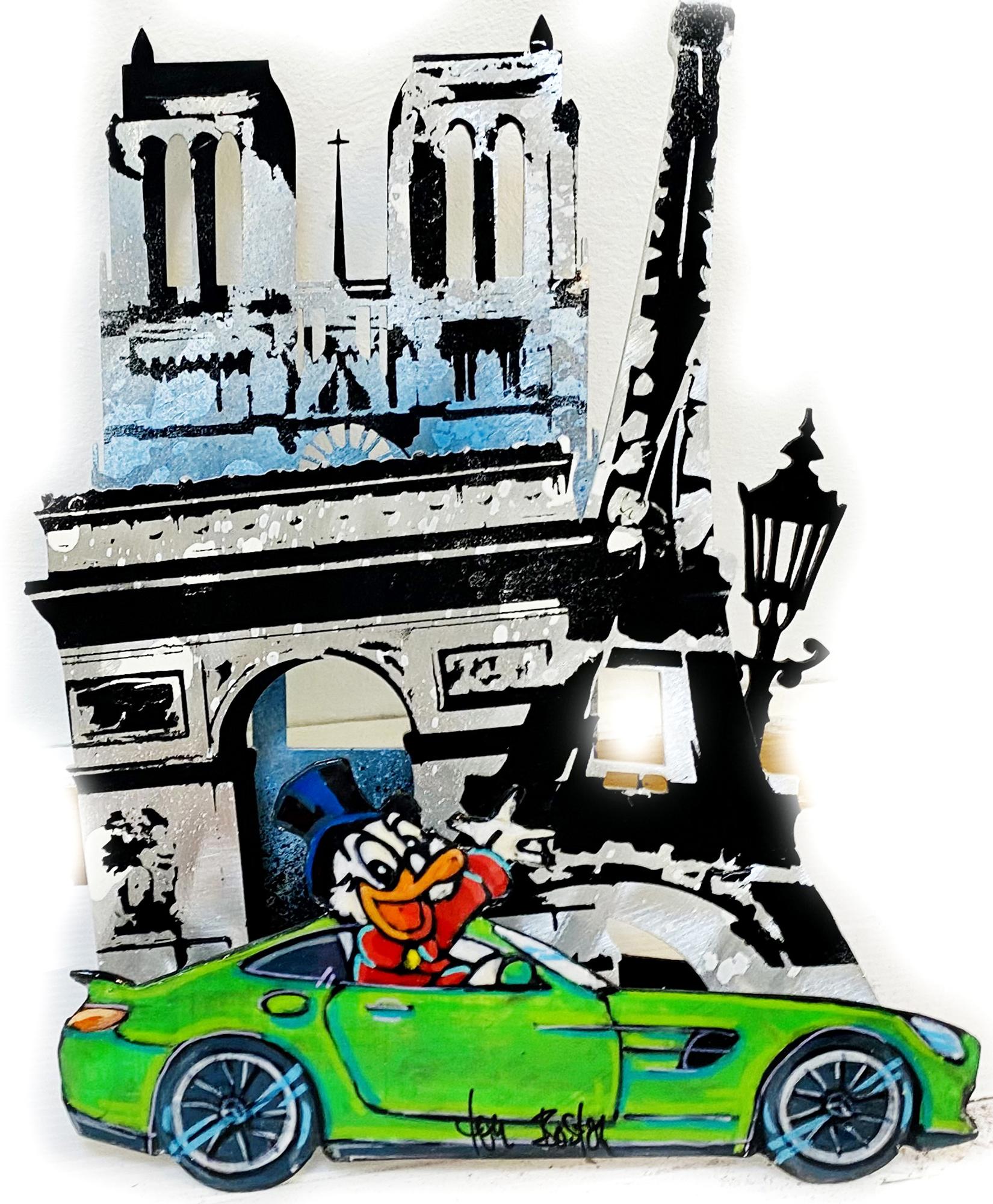 Tom Boston - Paris Trip , 8022-006-314