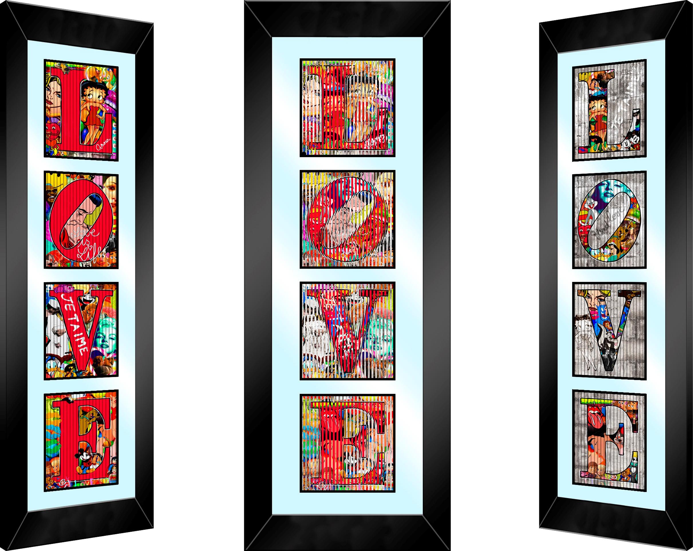 Patrick Rubinstein - Le Vertige de l'amour , 2624-012-125