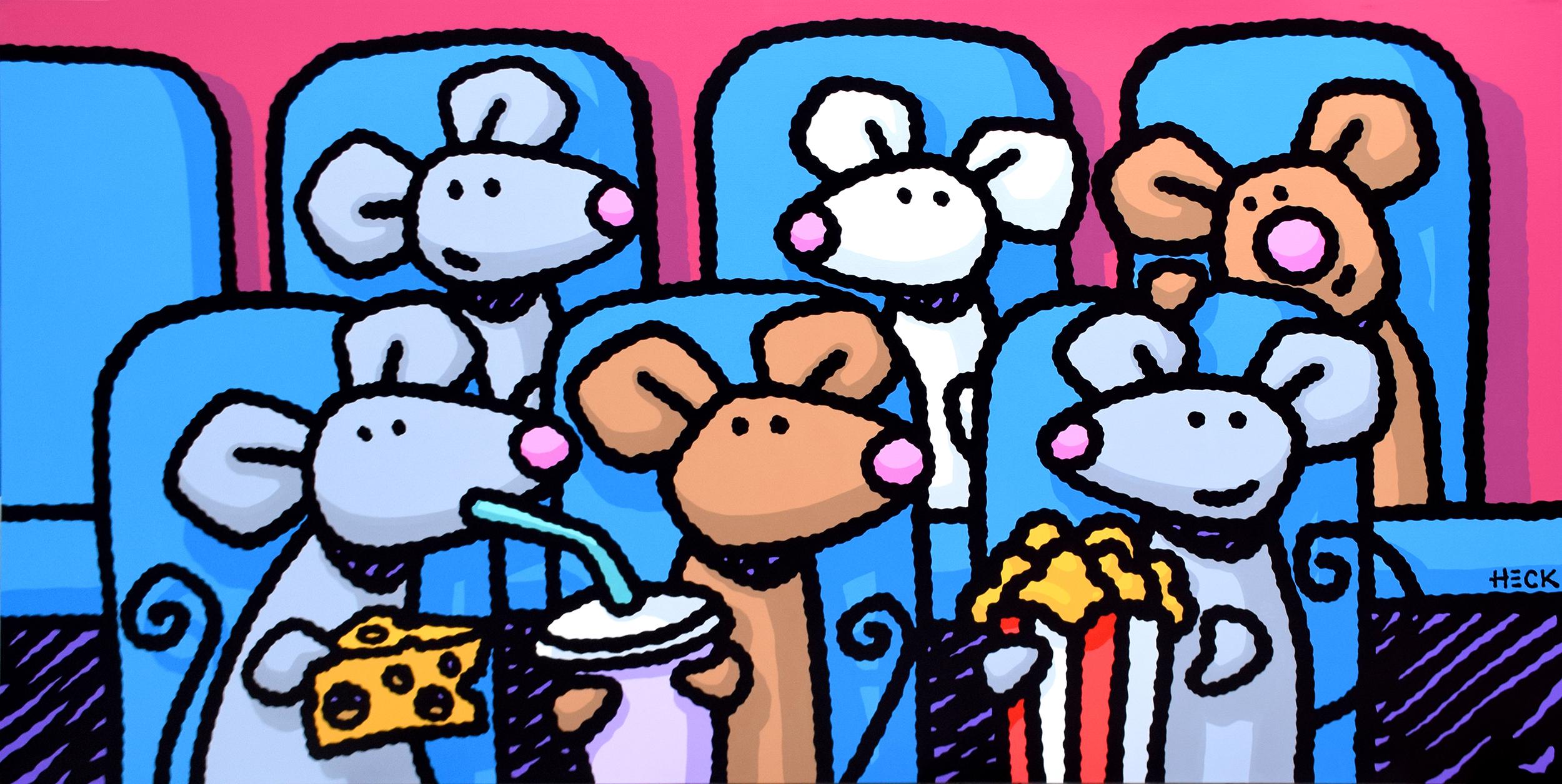 Ed Heck - At the movies , 6575-012-088