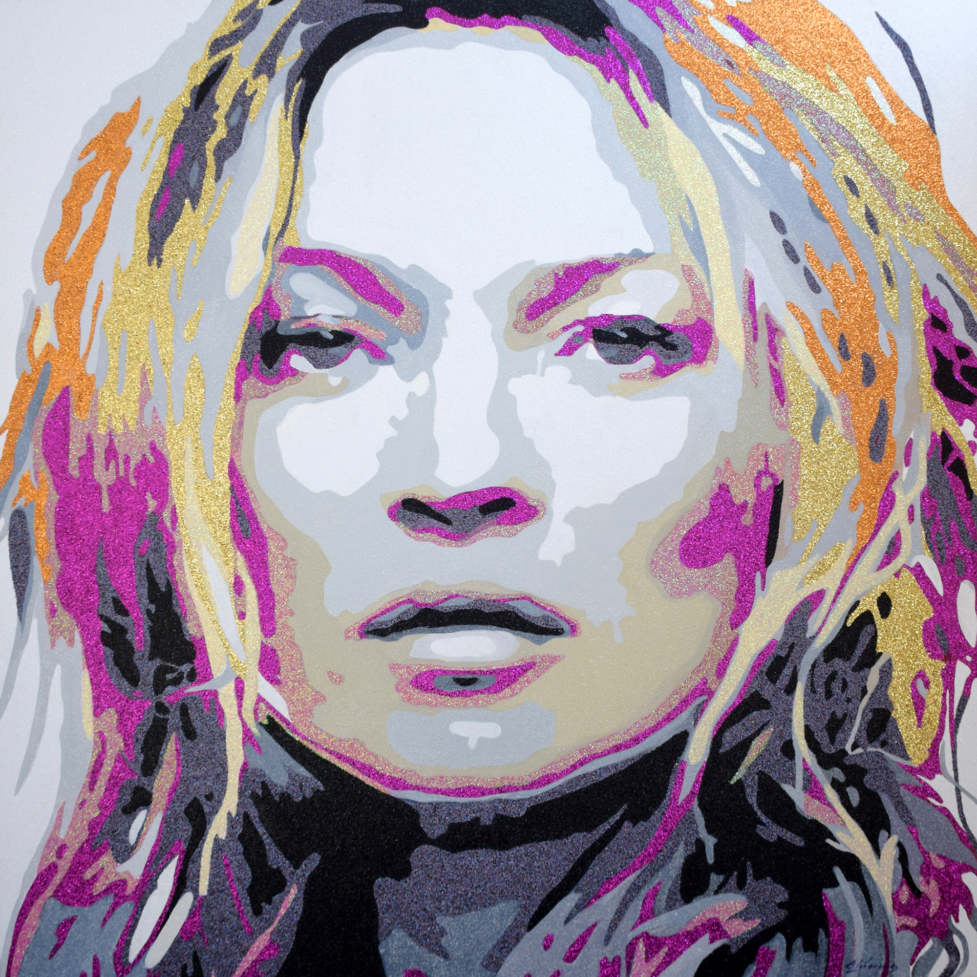 Elena Lobanowa - Kate Moss , 7074-006-855