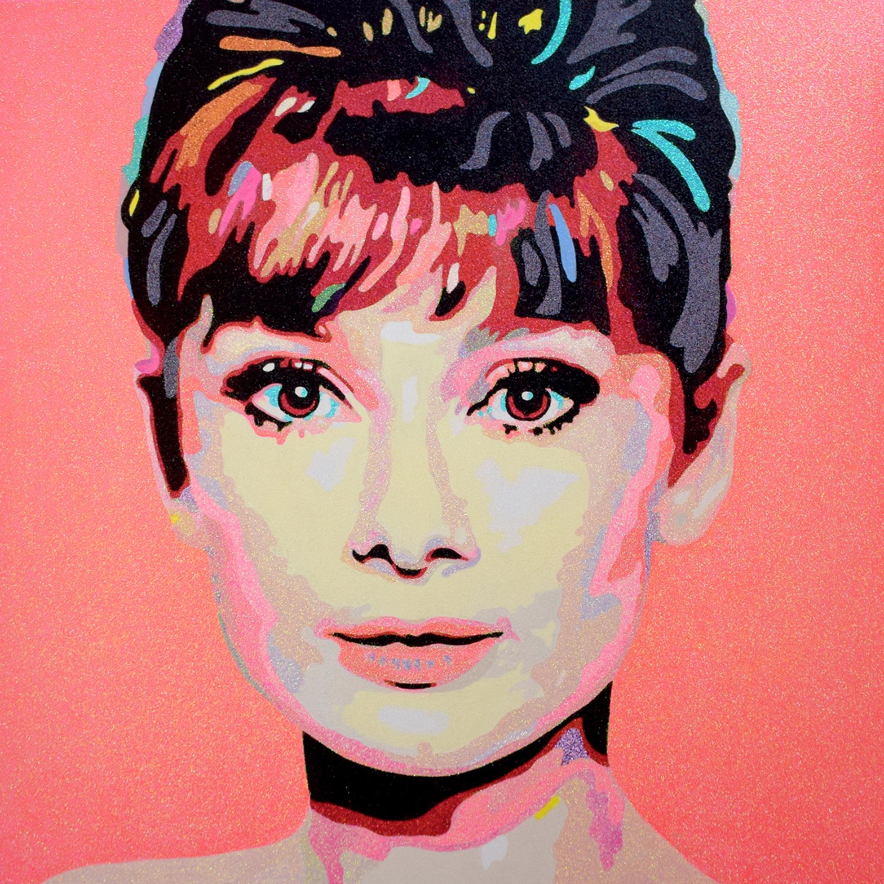 Elena Lobanowa - Audrey Hepburn , 7074-006-857