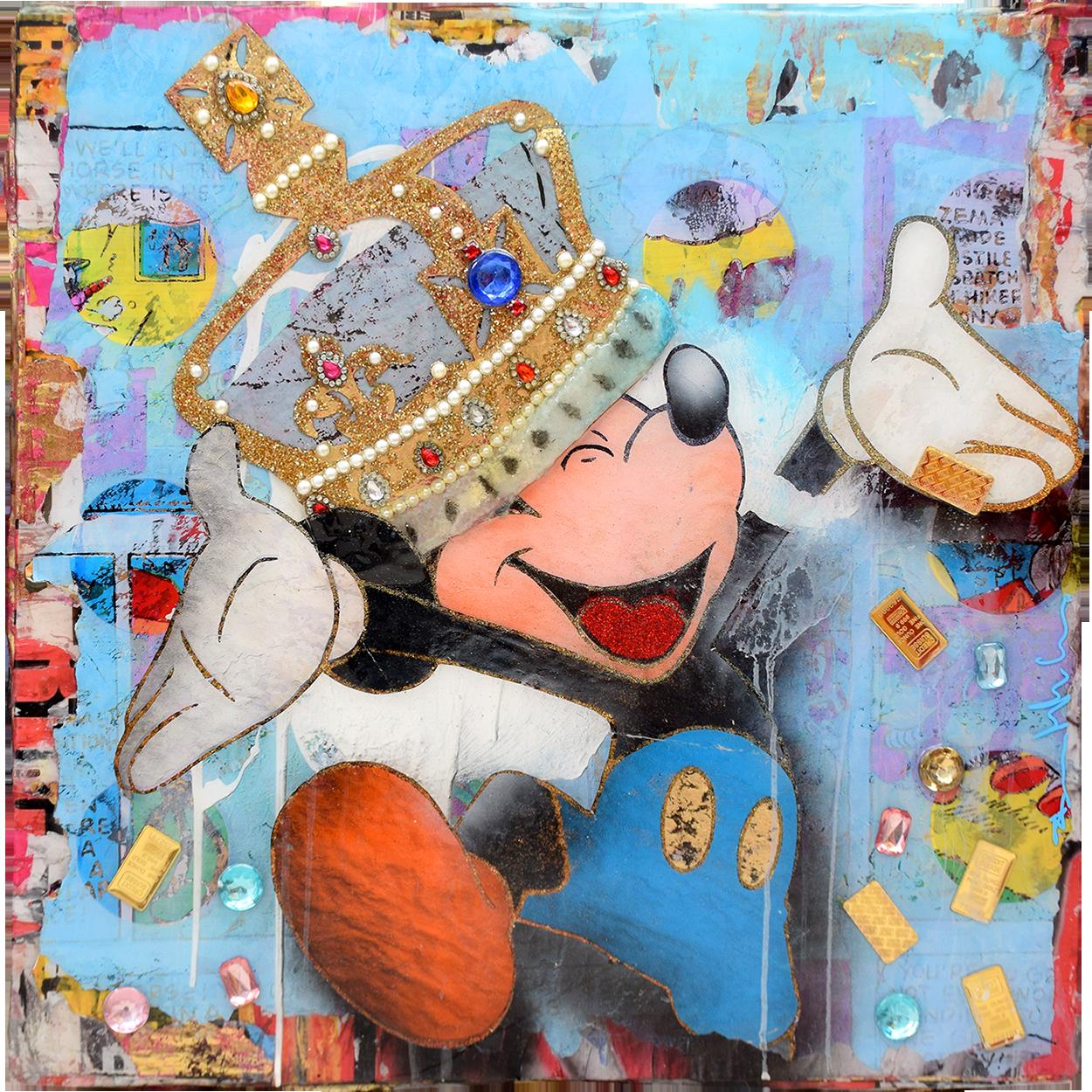 Bram Reijnders - Generous King , 8031-012-068