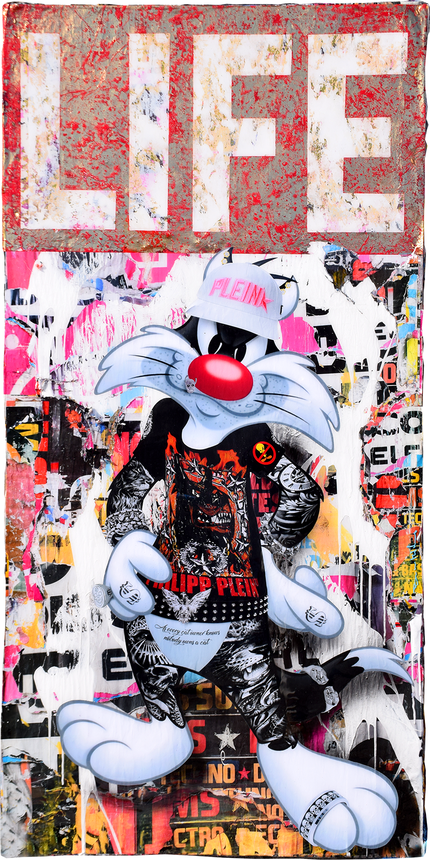 Bram Reijnders - Sylvester (LIFE) , 8031-012-083