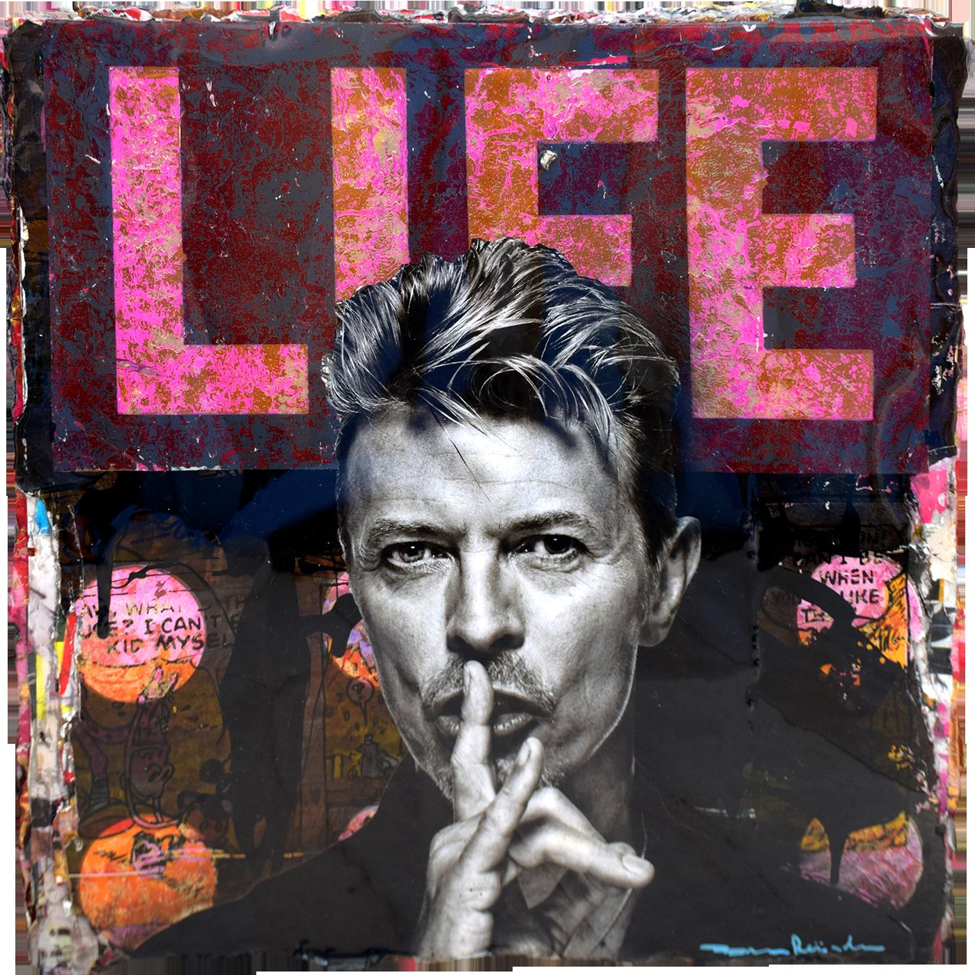 Bram Reijnders - Bowie (LIFE) , 8031-012-096