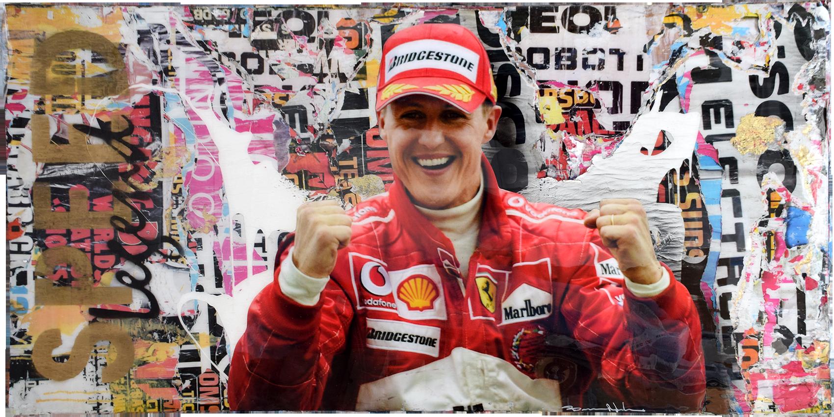 Bram Reijnders - Schumacher , 8031-012-104