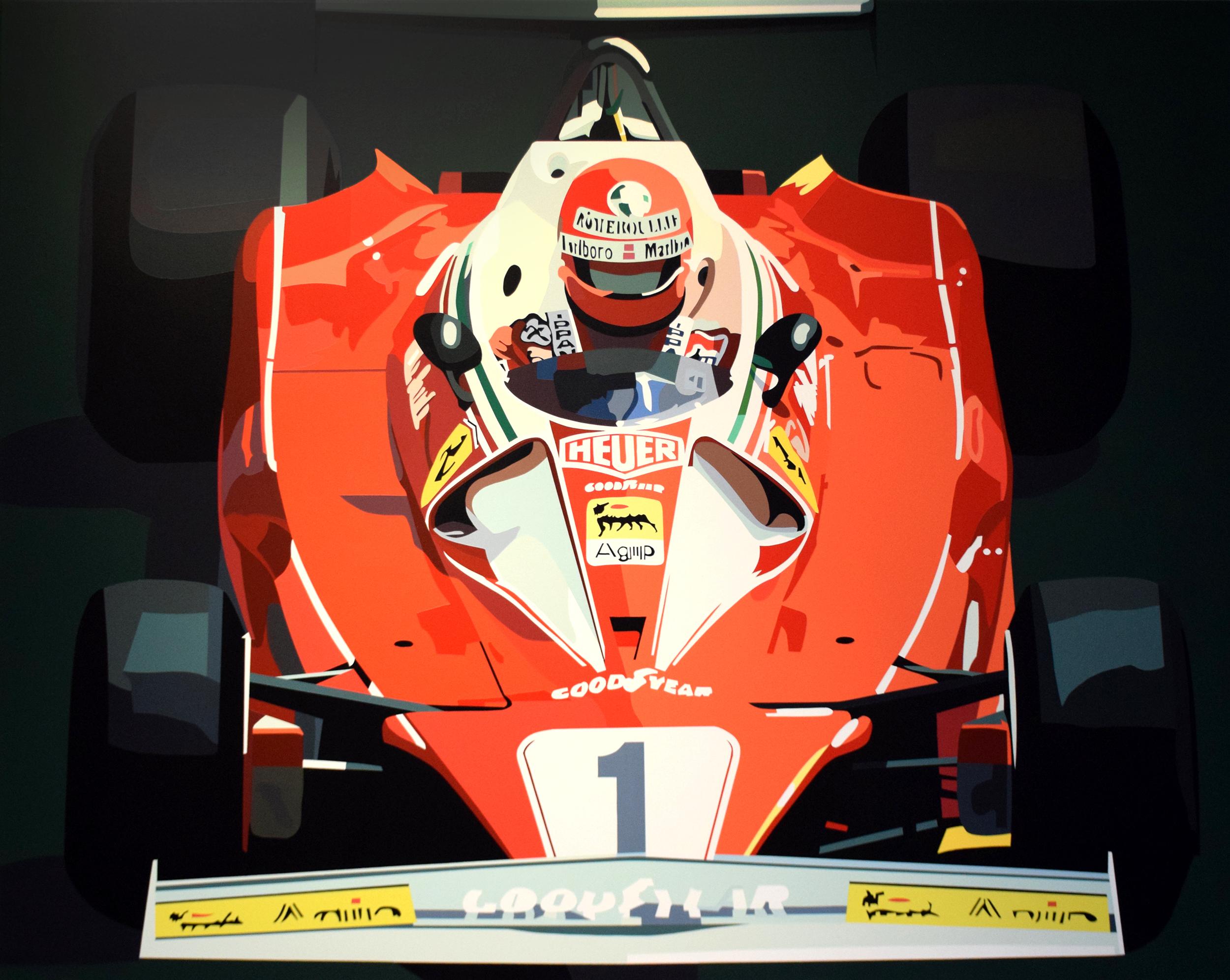 Verron - Formel 1 , 8051-012-004