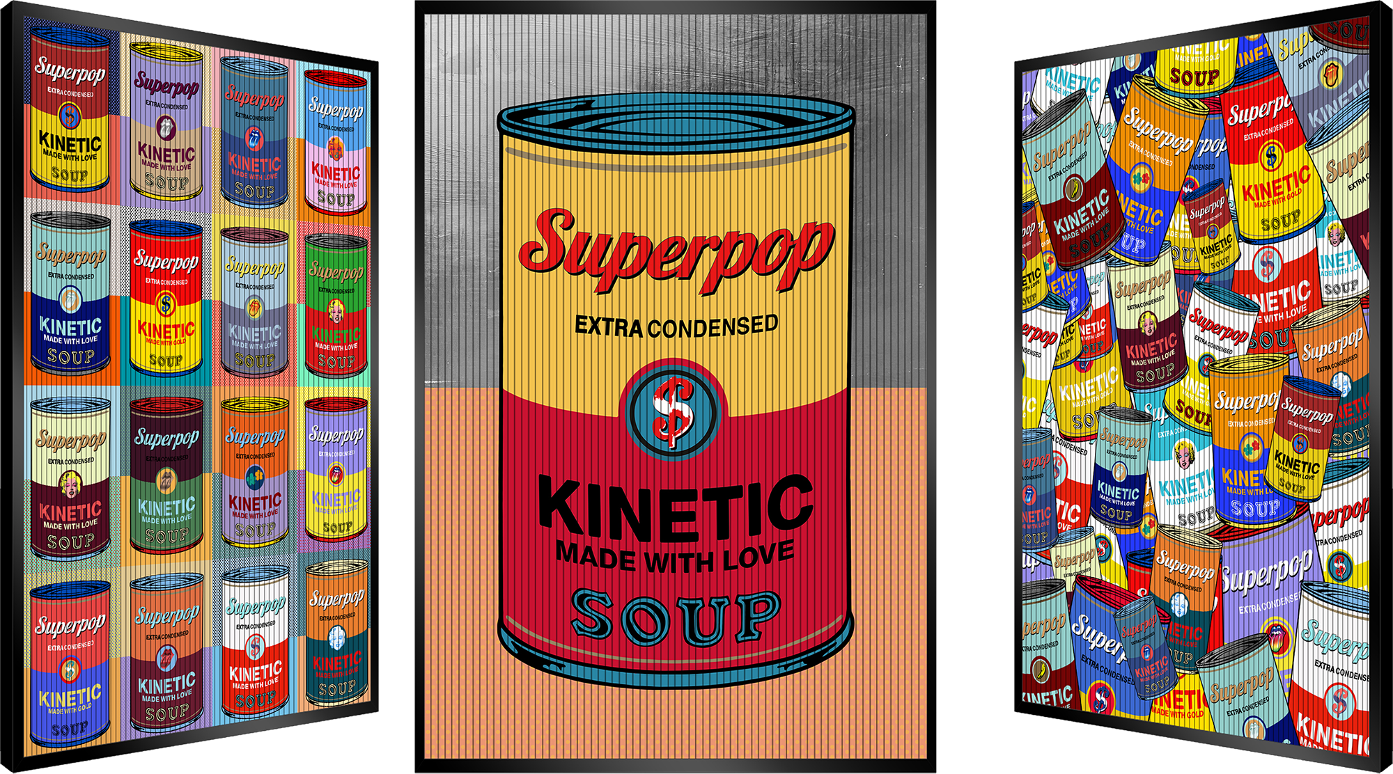Patrick Rubinstein - Total Dollar Soup , 2624-012-217
