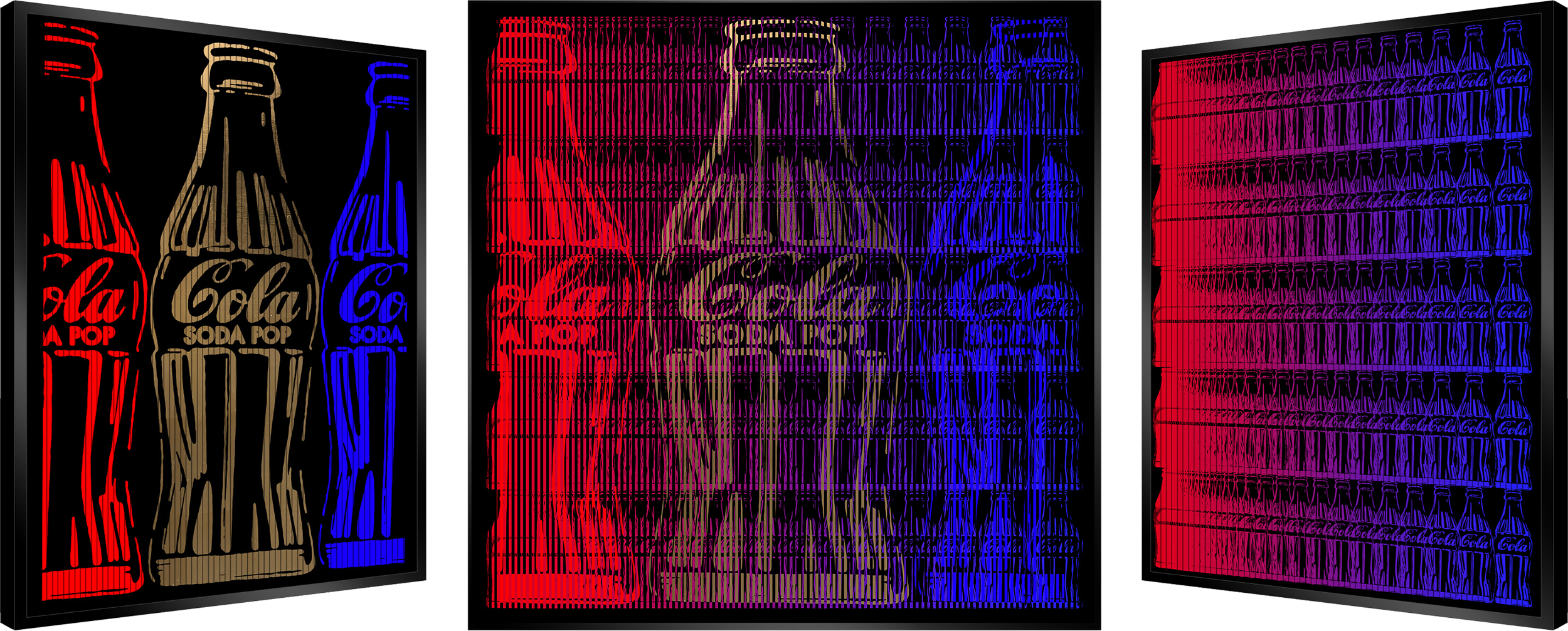 Patrick Rubinstein - Cola Infinity , 2624-012-220