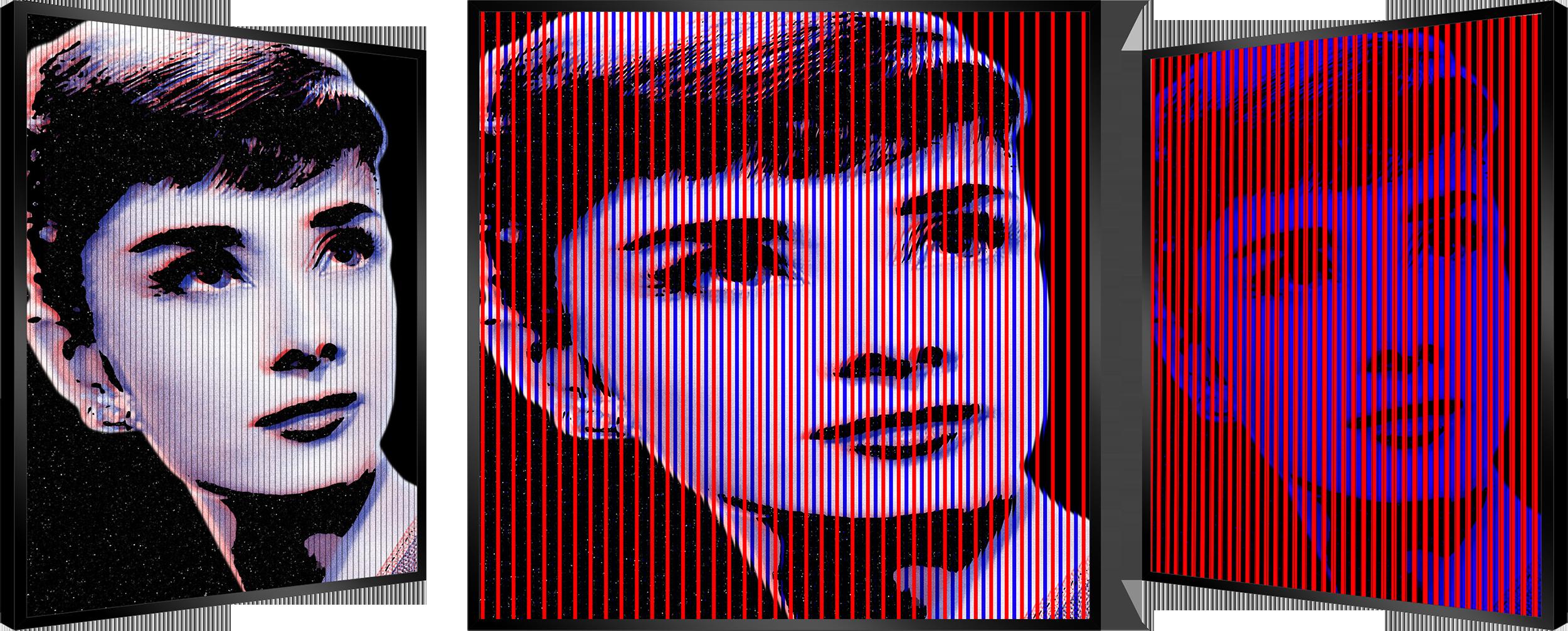 Patrick Rubinstein - Blue red craziness , 2624-012-221
