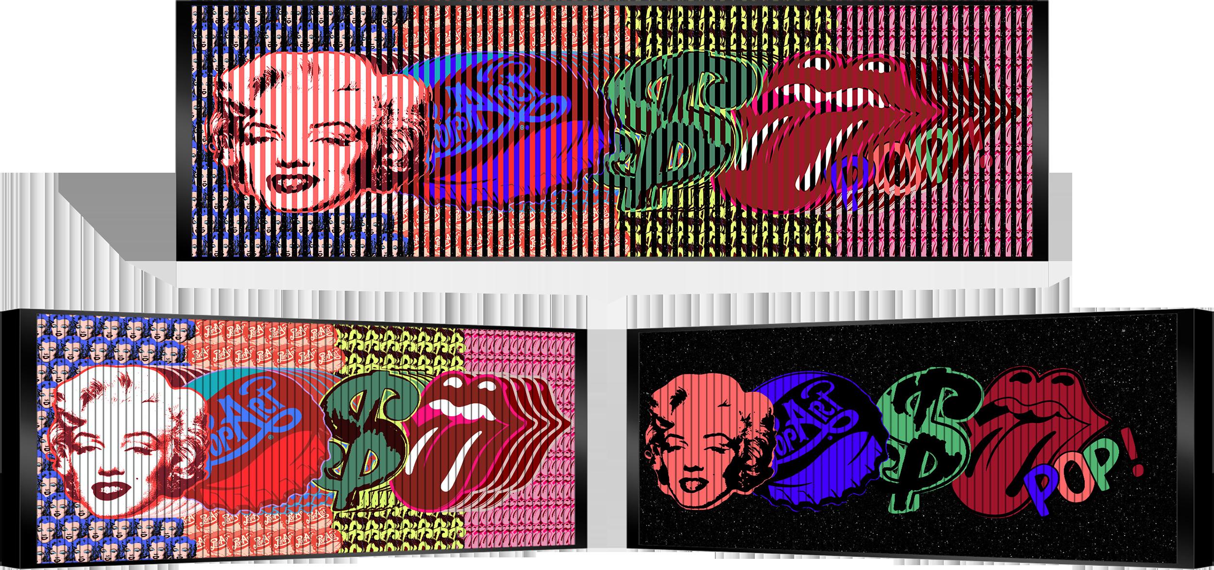 Patrick Rubinstein - Une icône, une langue, du flouze , 2624-012-223