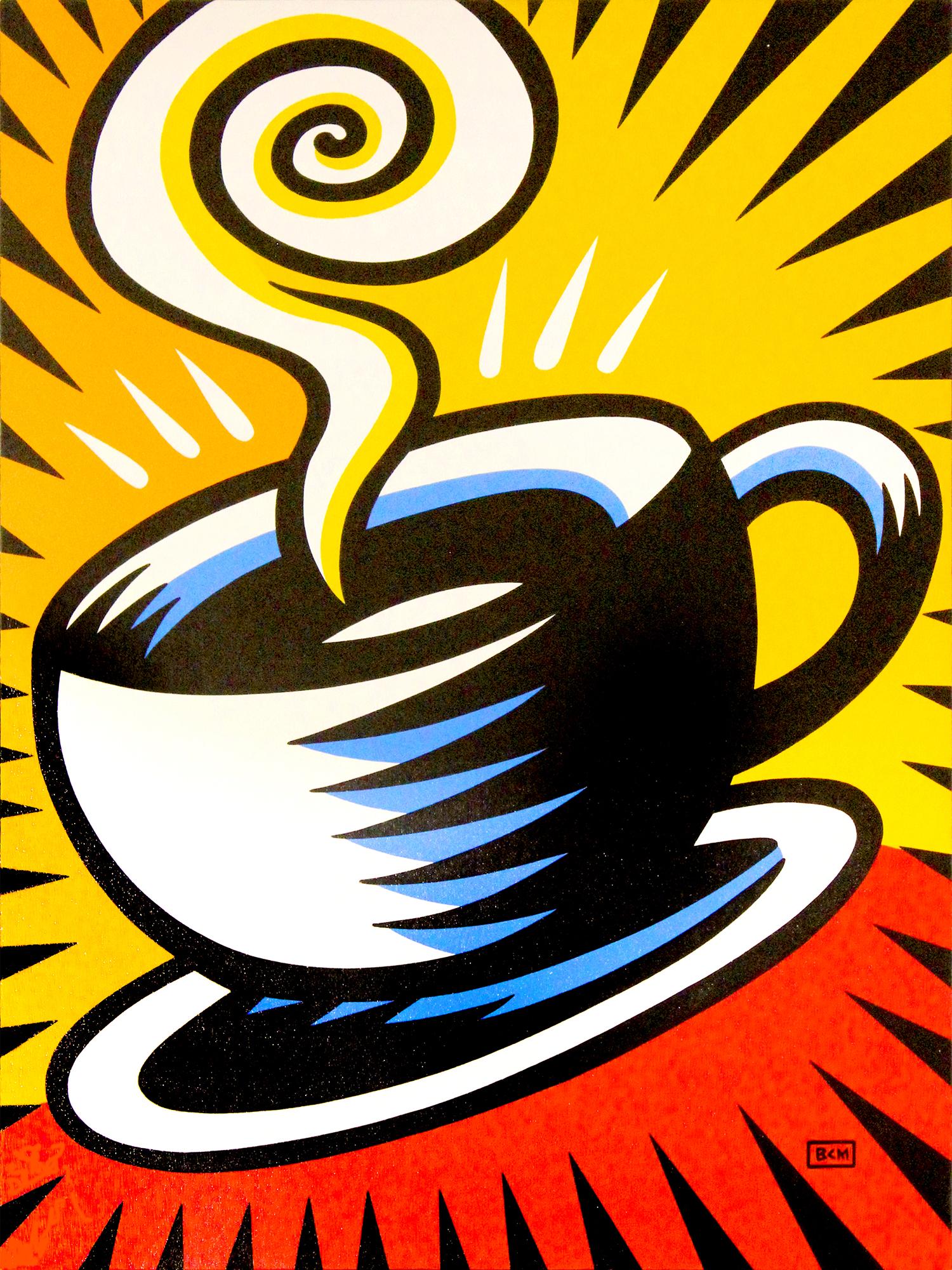 Burton Morris – Coffee Break , 6557-006-016