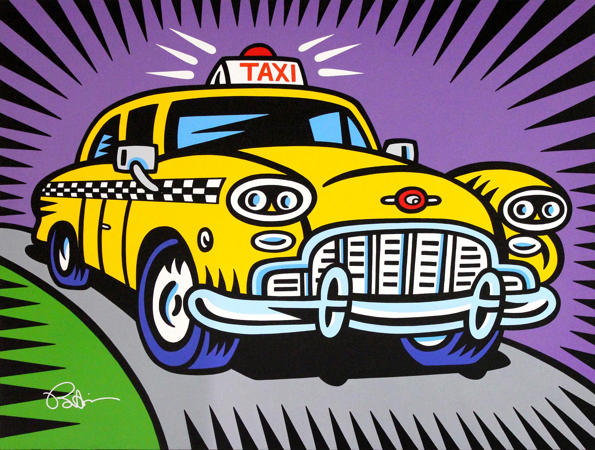 Burton Morris – Taxi , 6557-006-044
