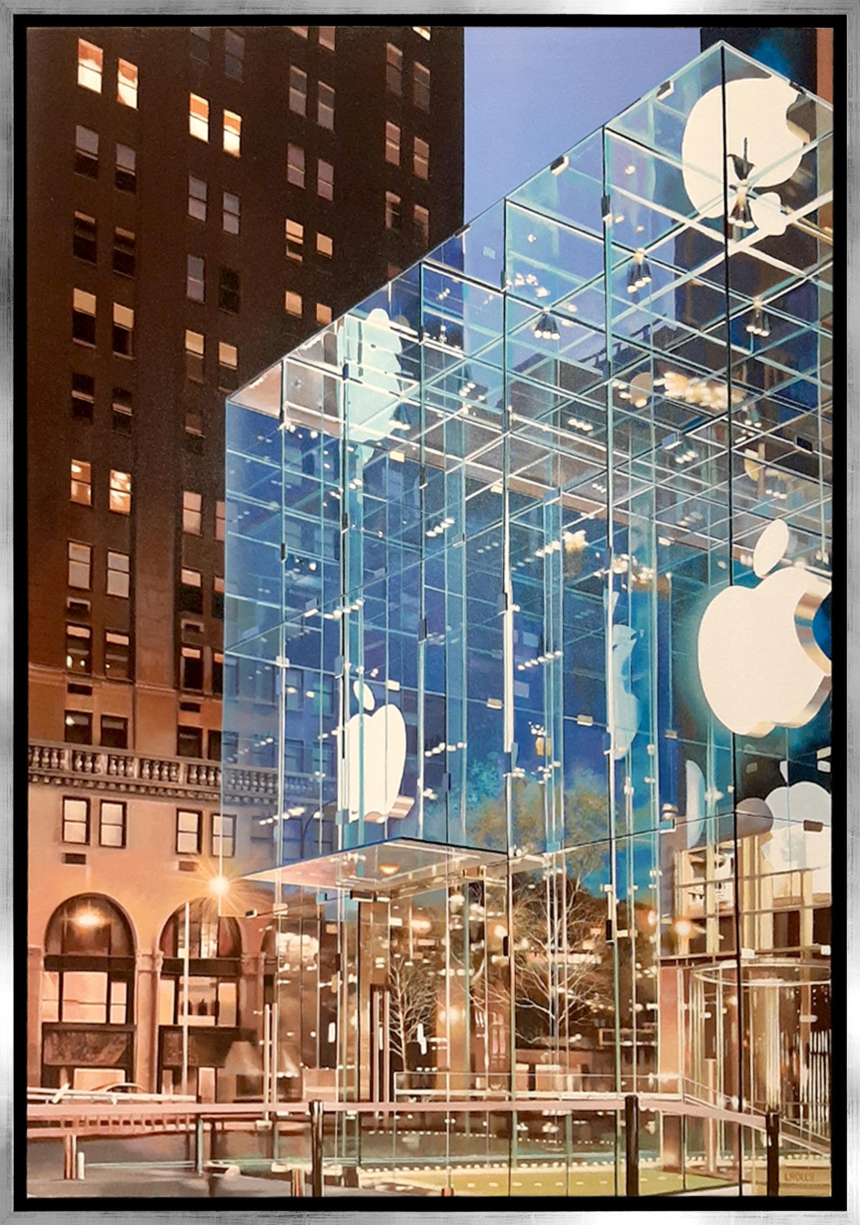Luigi Rocca - Glass Apple , 6855-006-226