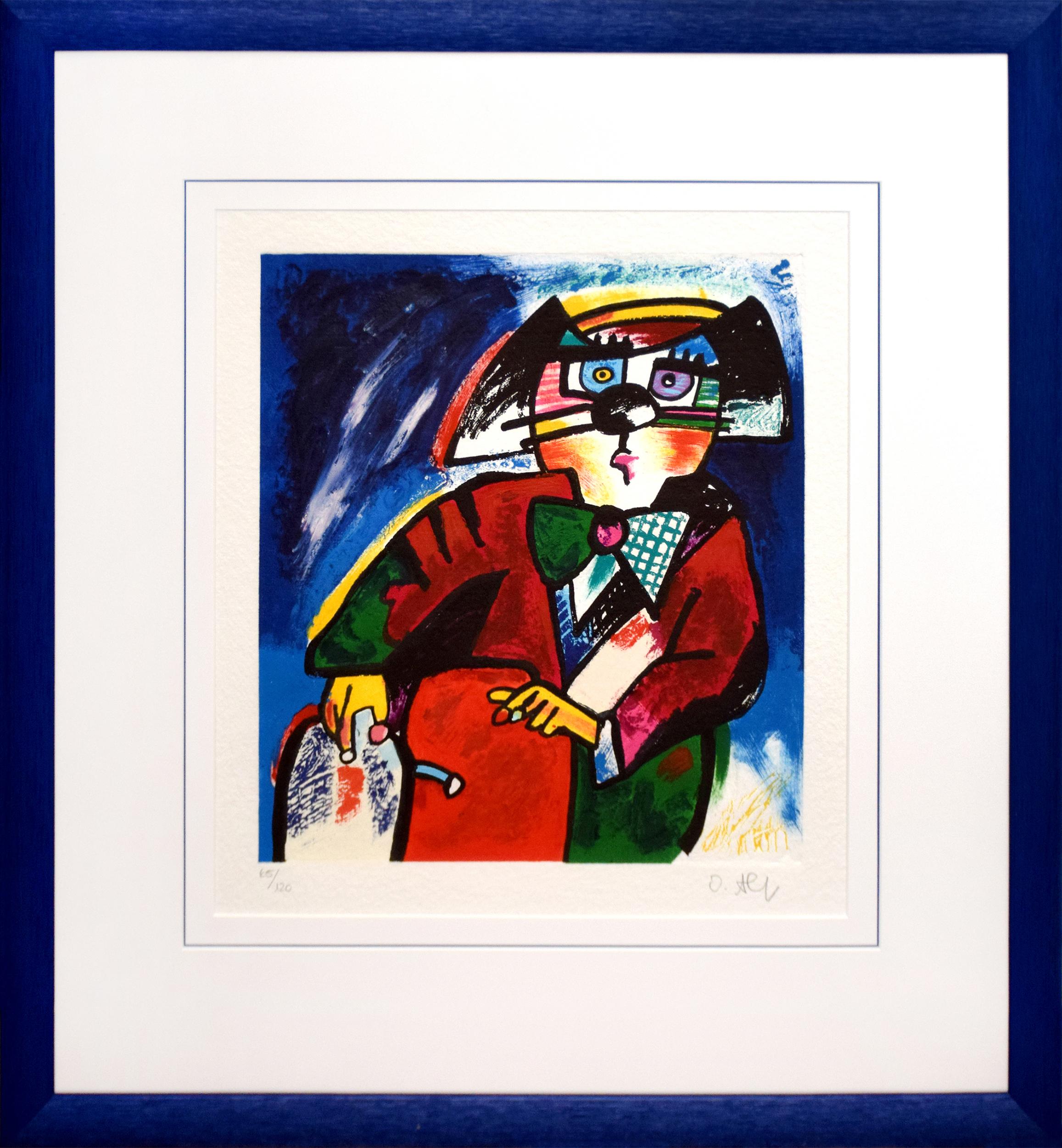 Otmar Alt - Kunsthändler , 0552-008-035