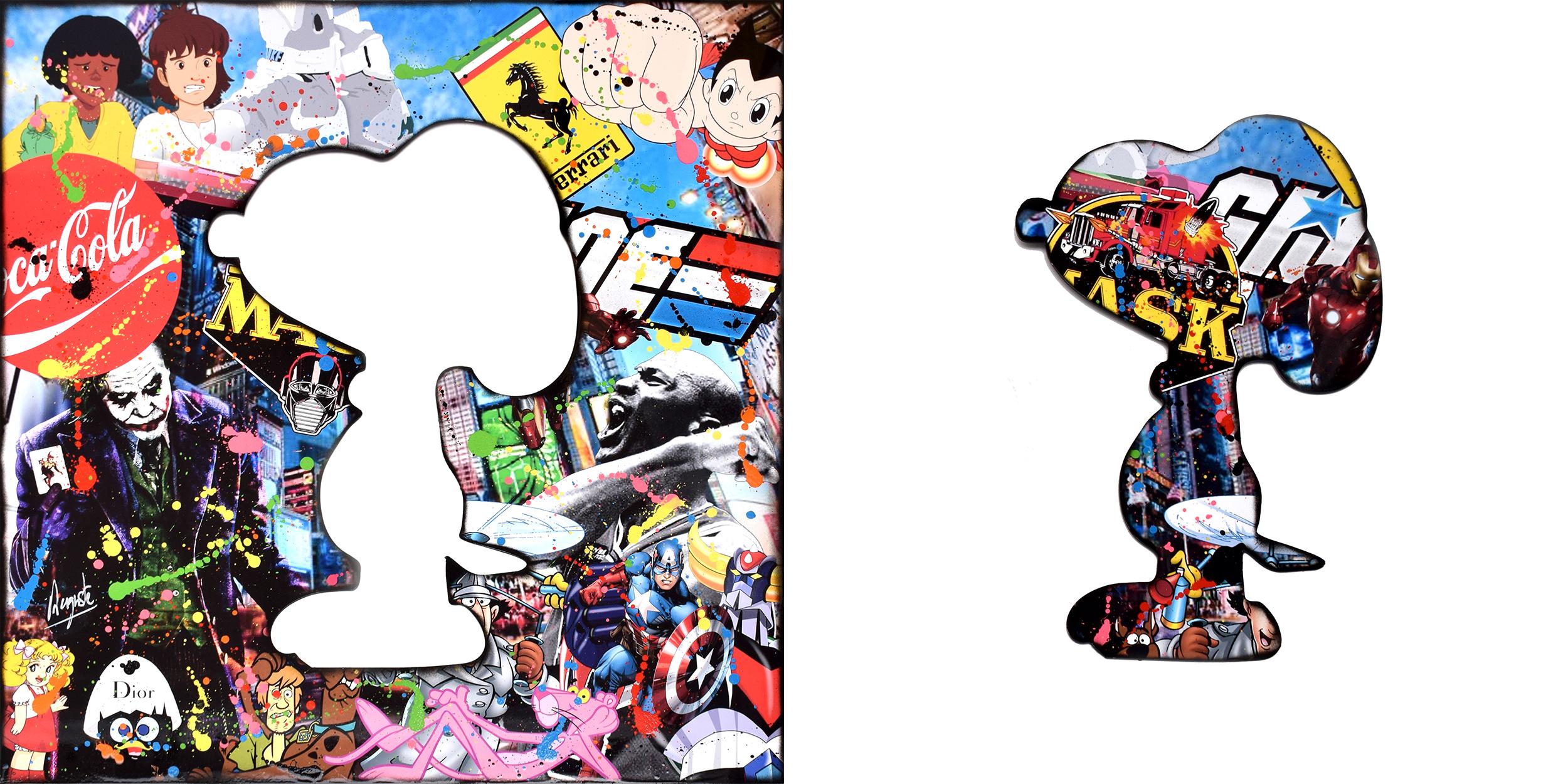 Auguste - Snoopy is Pop , 9884-012-040