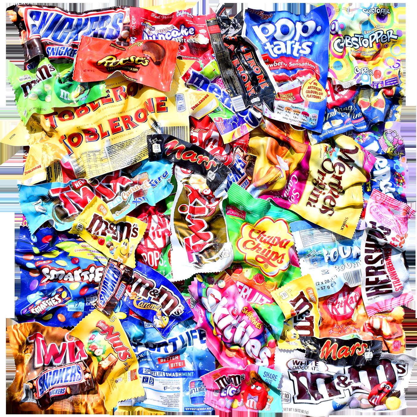 Floyd Douglas - Art Candy (Twix-Chupa Chups) , 0656-012-100