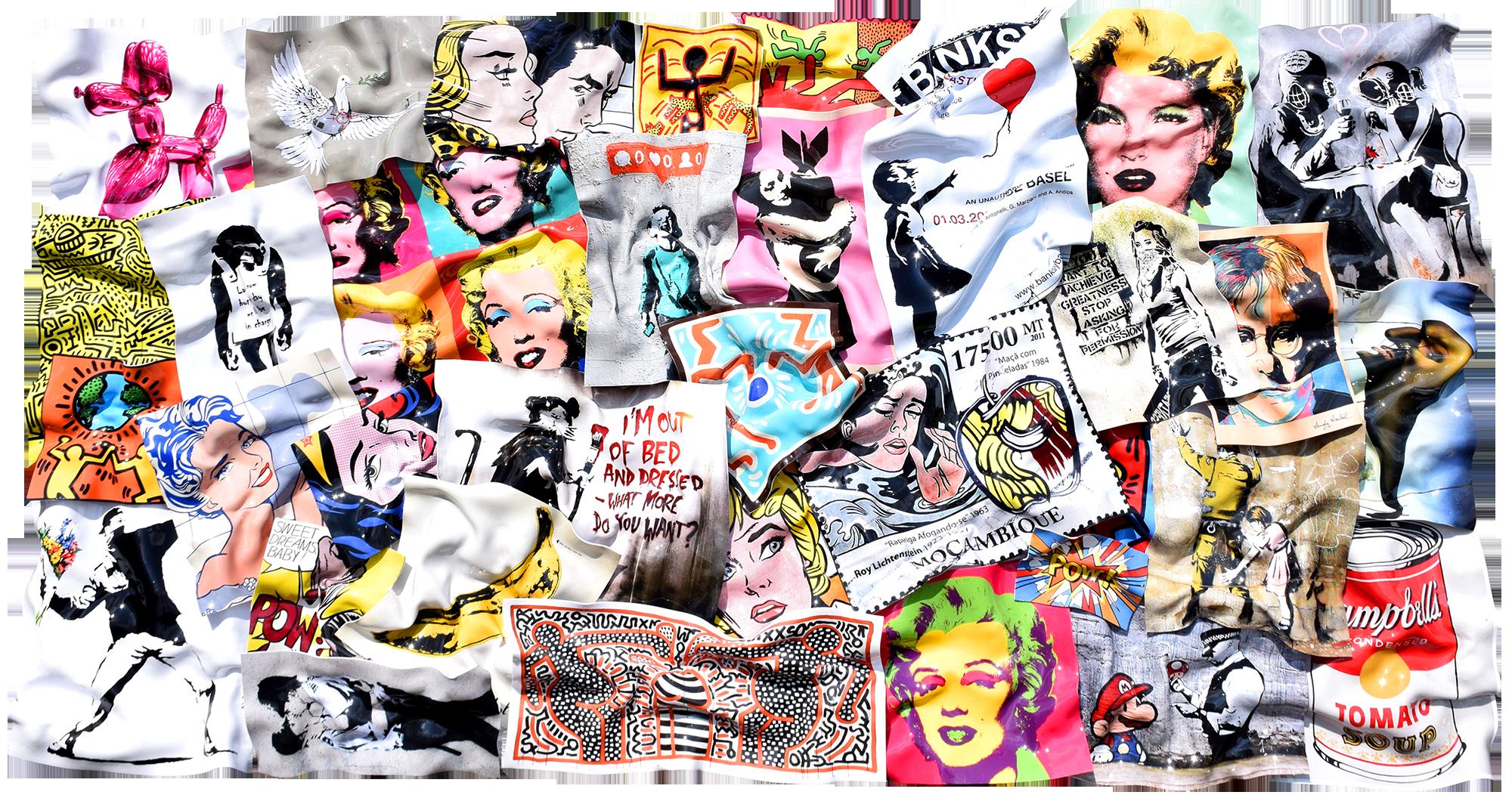Floyd Douglas - Masters of Pop Art , 0656-012-101